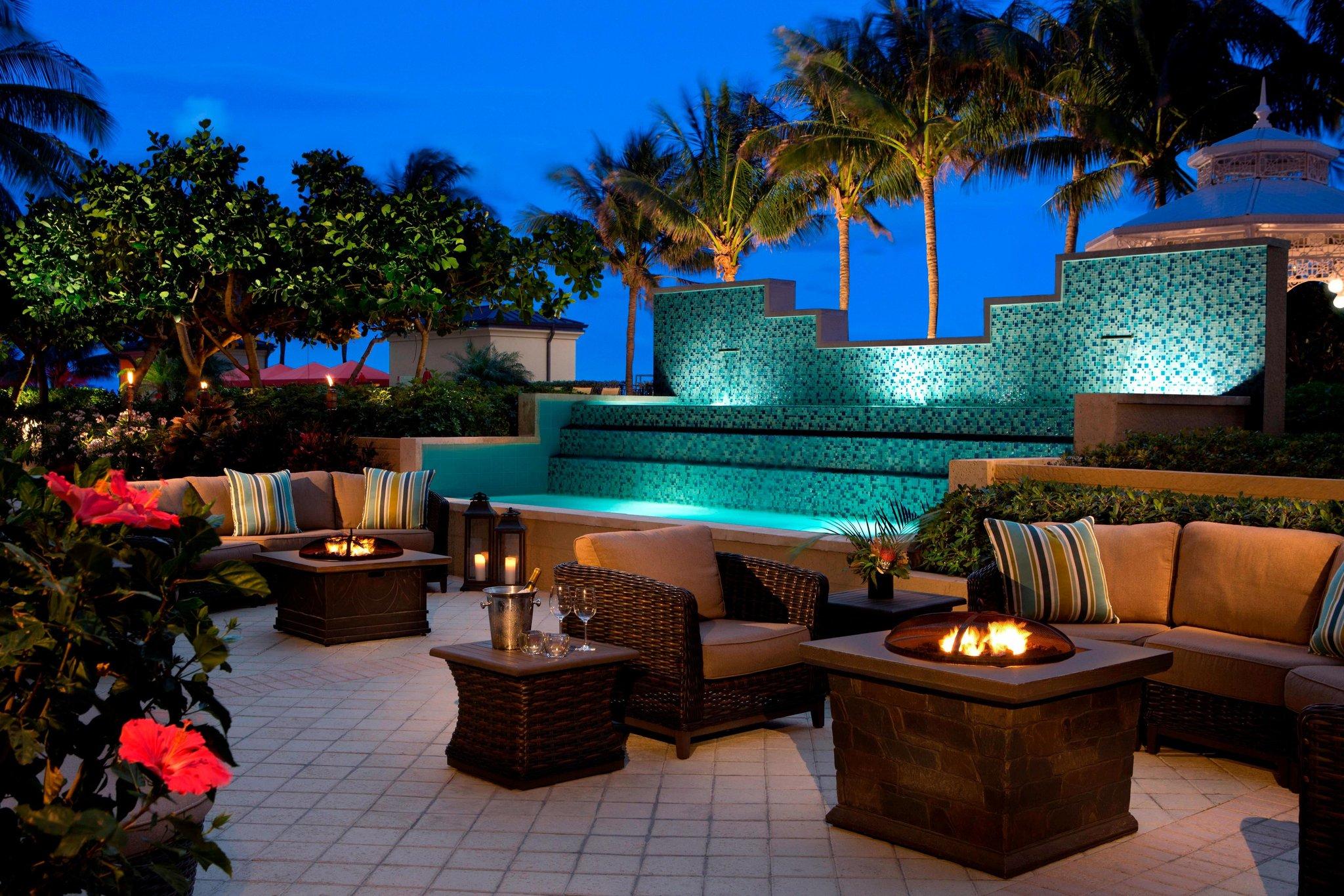 Palm Beach Marriott Singer Is Resort/Spa