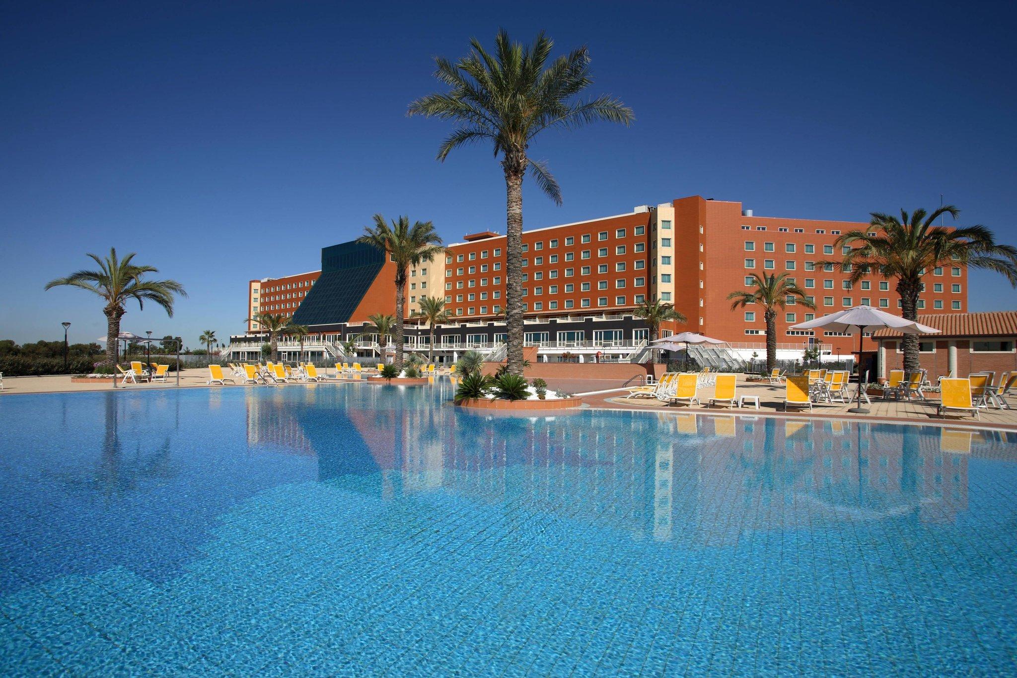 Marriott Park Hotel Rome