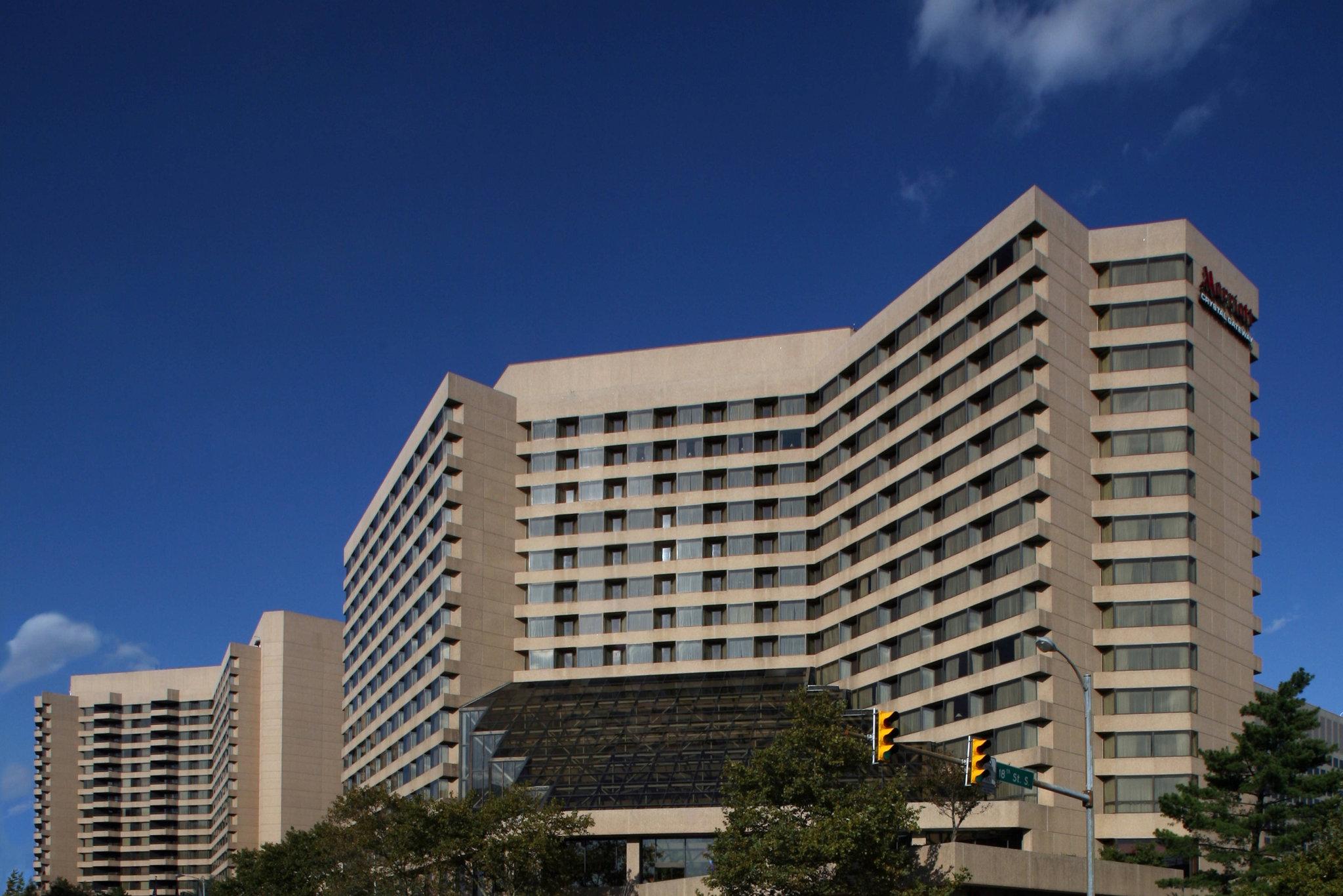 Marriott Hotel Crystal Gateway