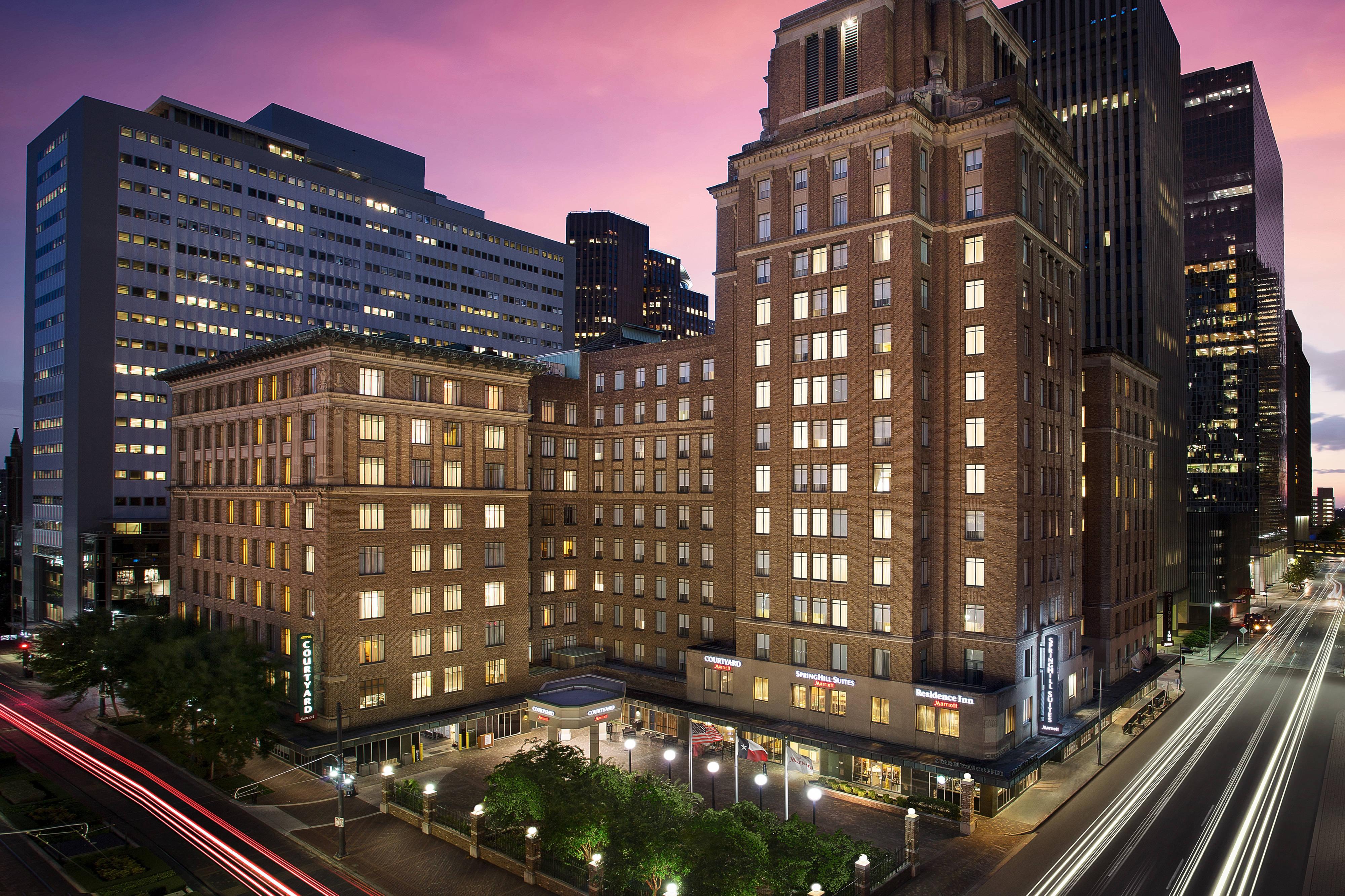 SpringHill Suites Houston Downtown