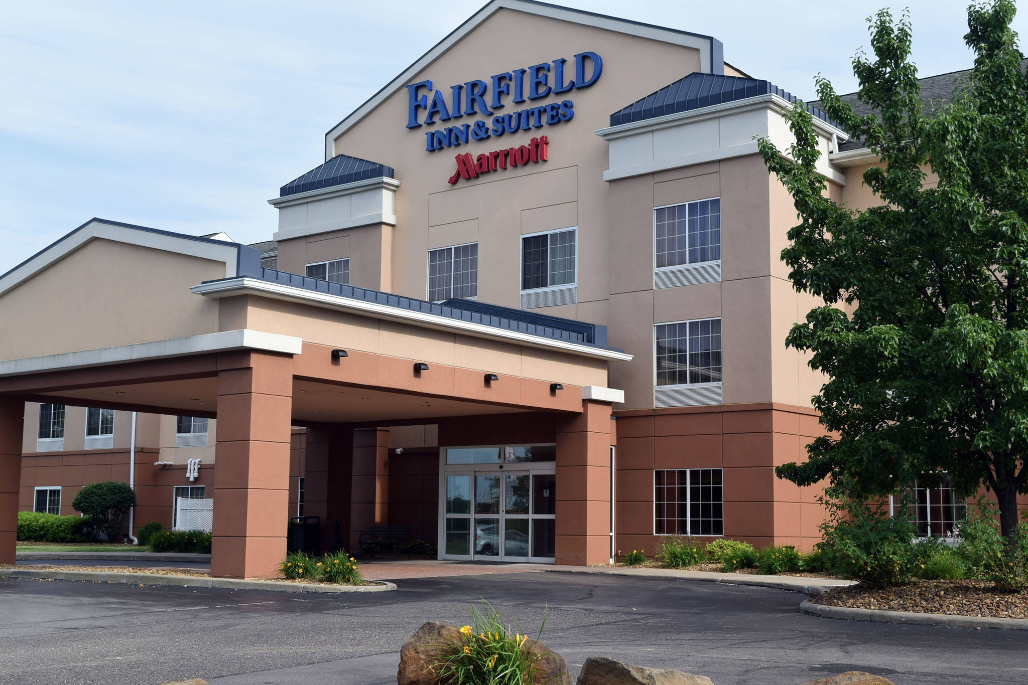 Fairfield Inn & Suites Youngstown