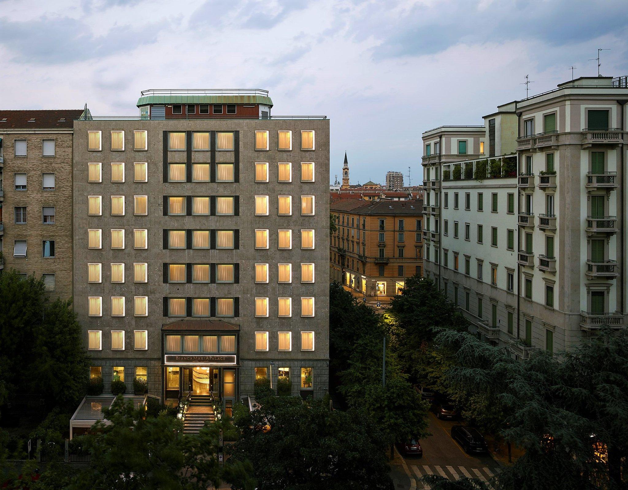 Bianca Maria Palace Hotel Milano
