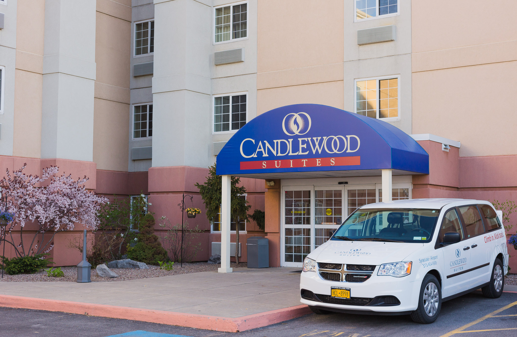 Candlewood Suites Syracuse Airport Tourist Class North