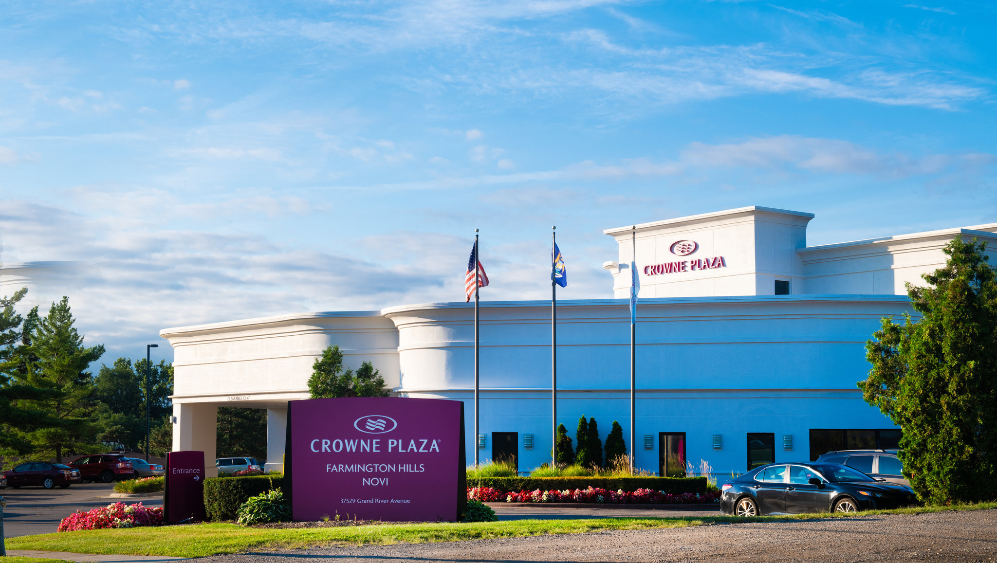 Crowne Plaza Farmington Hills-Novi