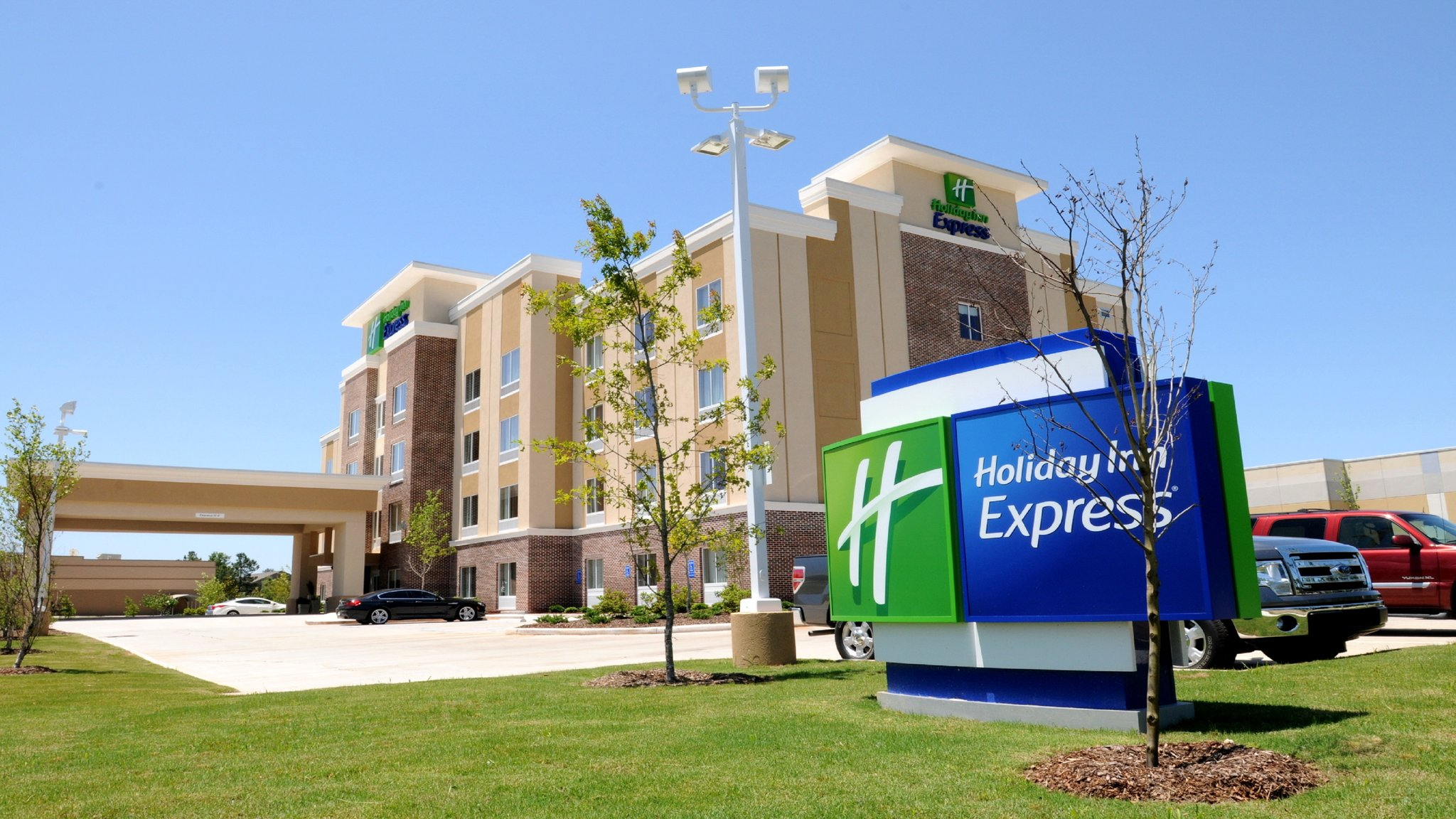 Holiday Inn Express Covington-Madisonvil