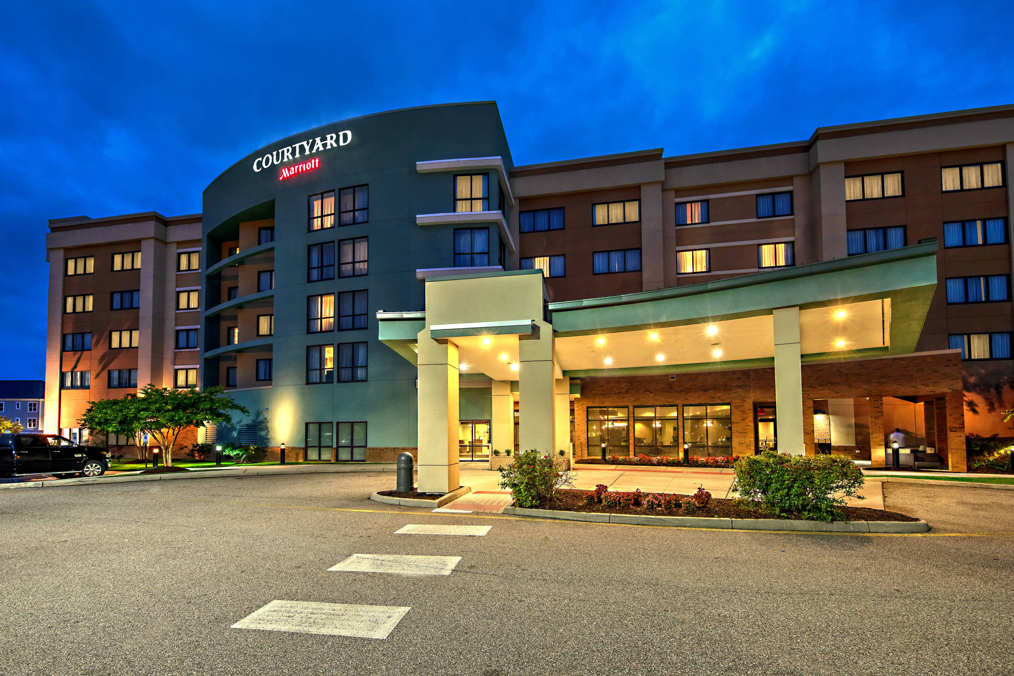 Courtyard Marriott Newport News Airport