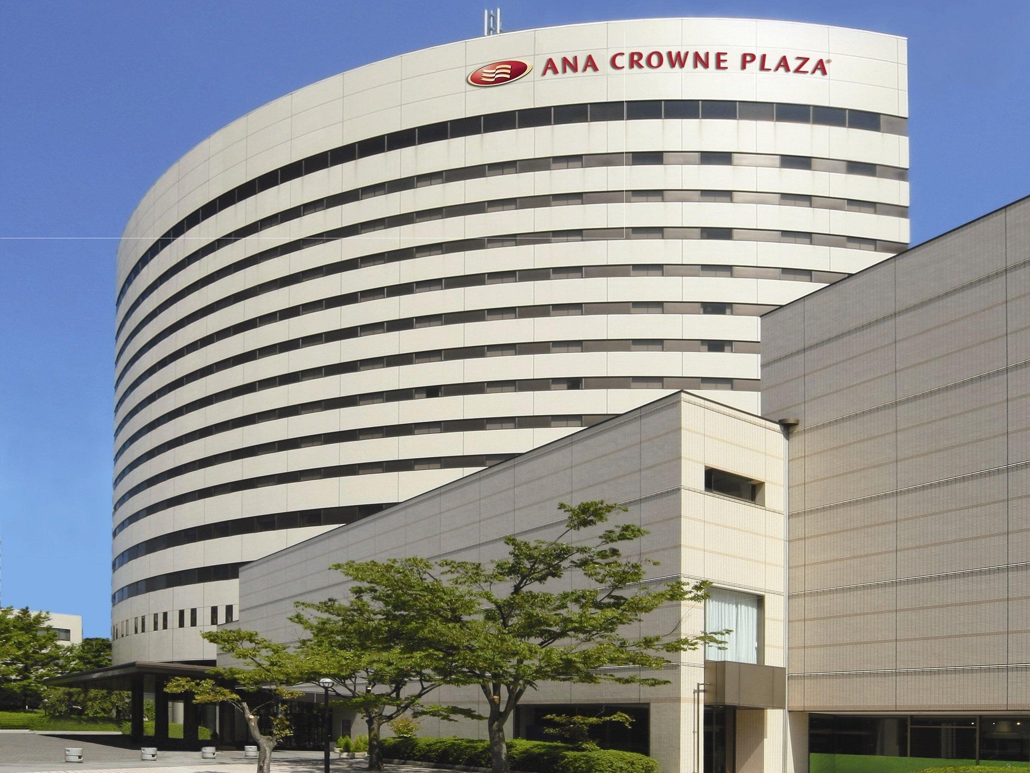 Crowne Plaza ANA Niigata