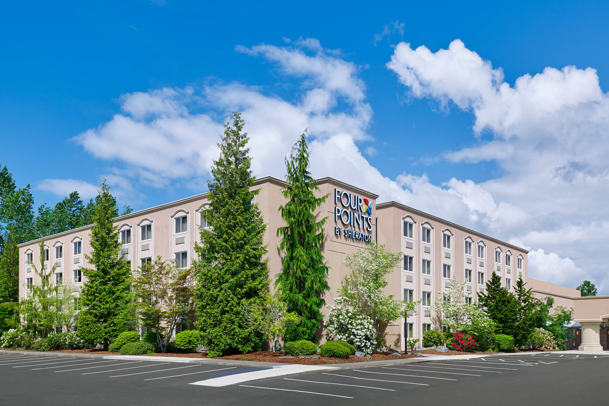 Four Points Bellingham Hotel & Conf Ctr