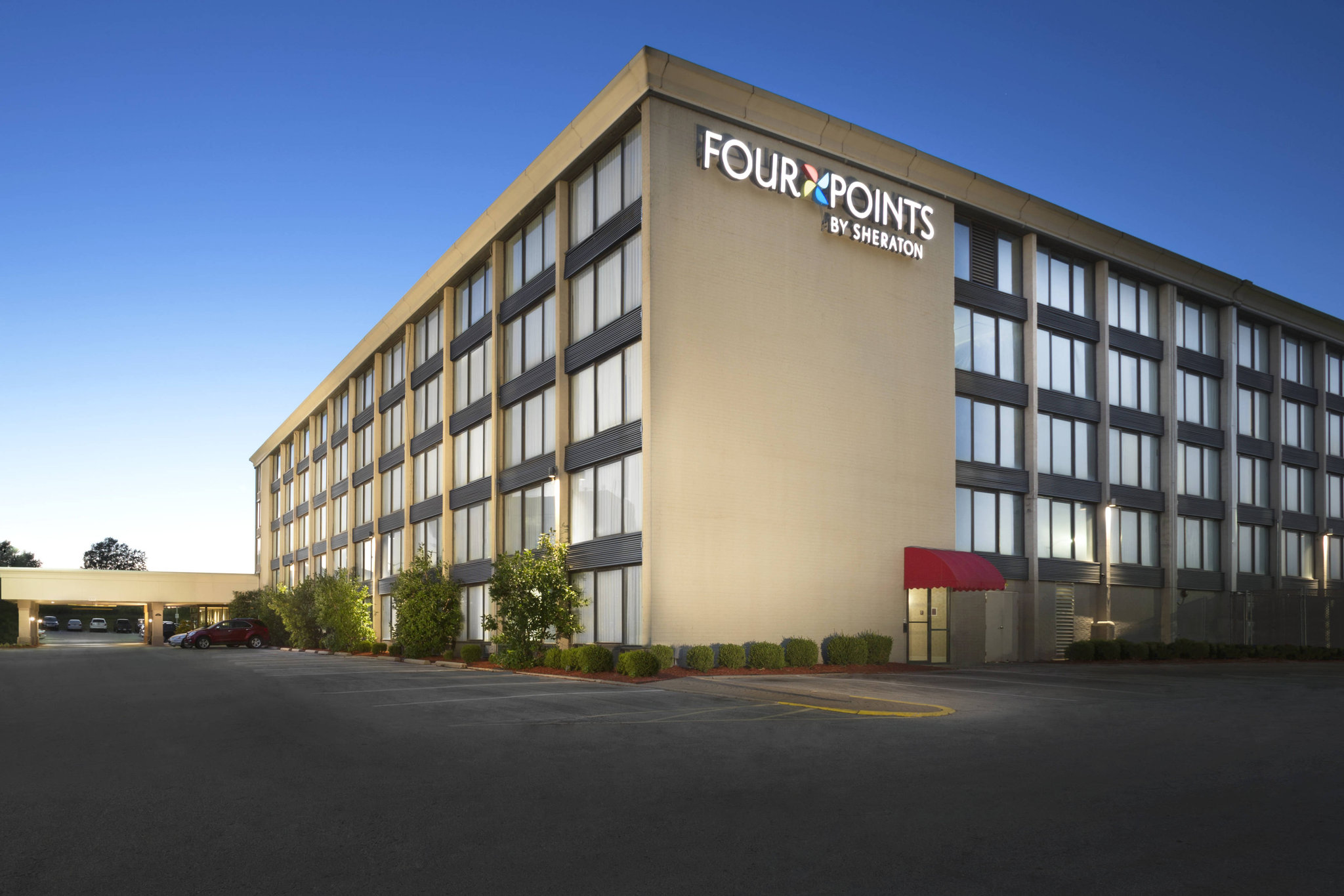 Four Points by Sheraton Kansas City Arpt