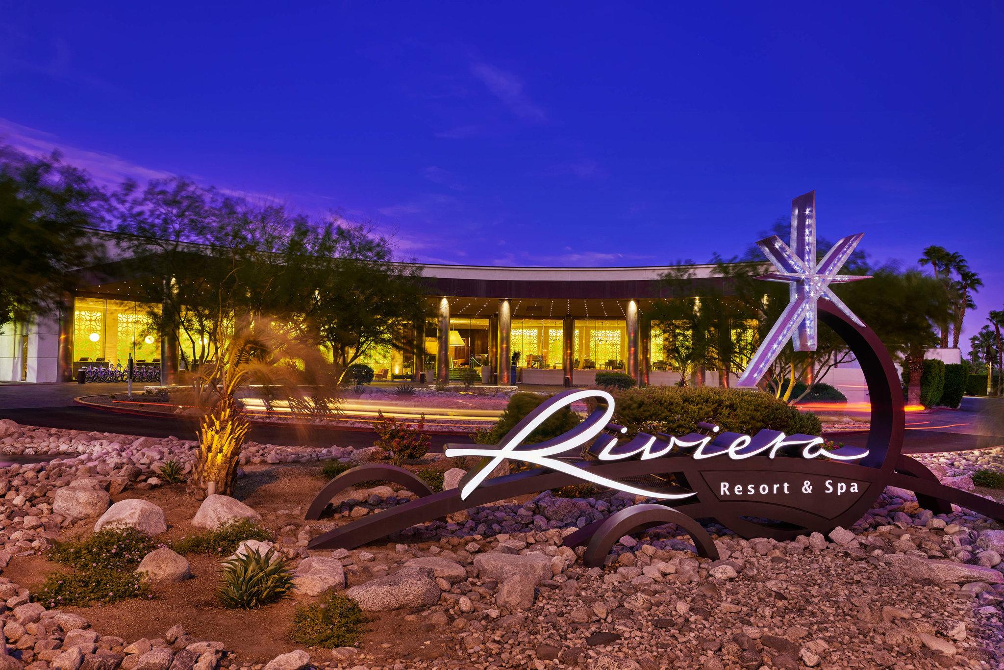 Riviera Palm Springs, Tribute Portfolio