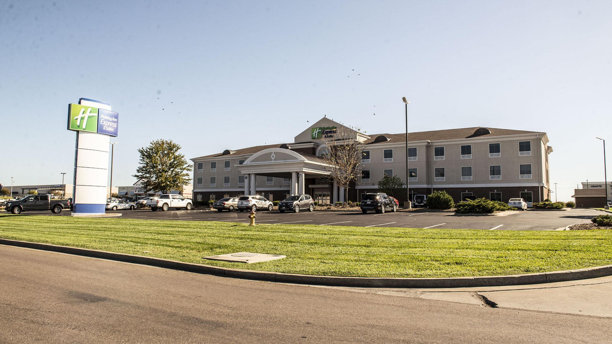 Holiday Inn Express Sedalia