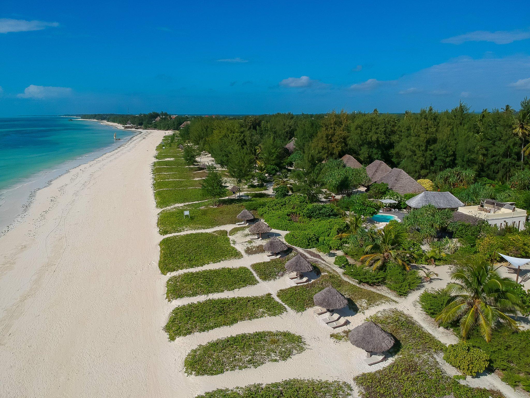 White Sand Luxury Villas  Spa