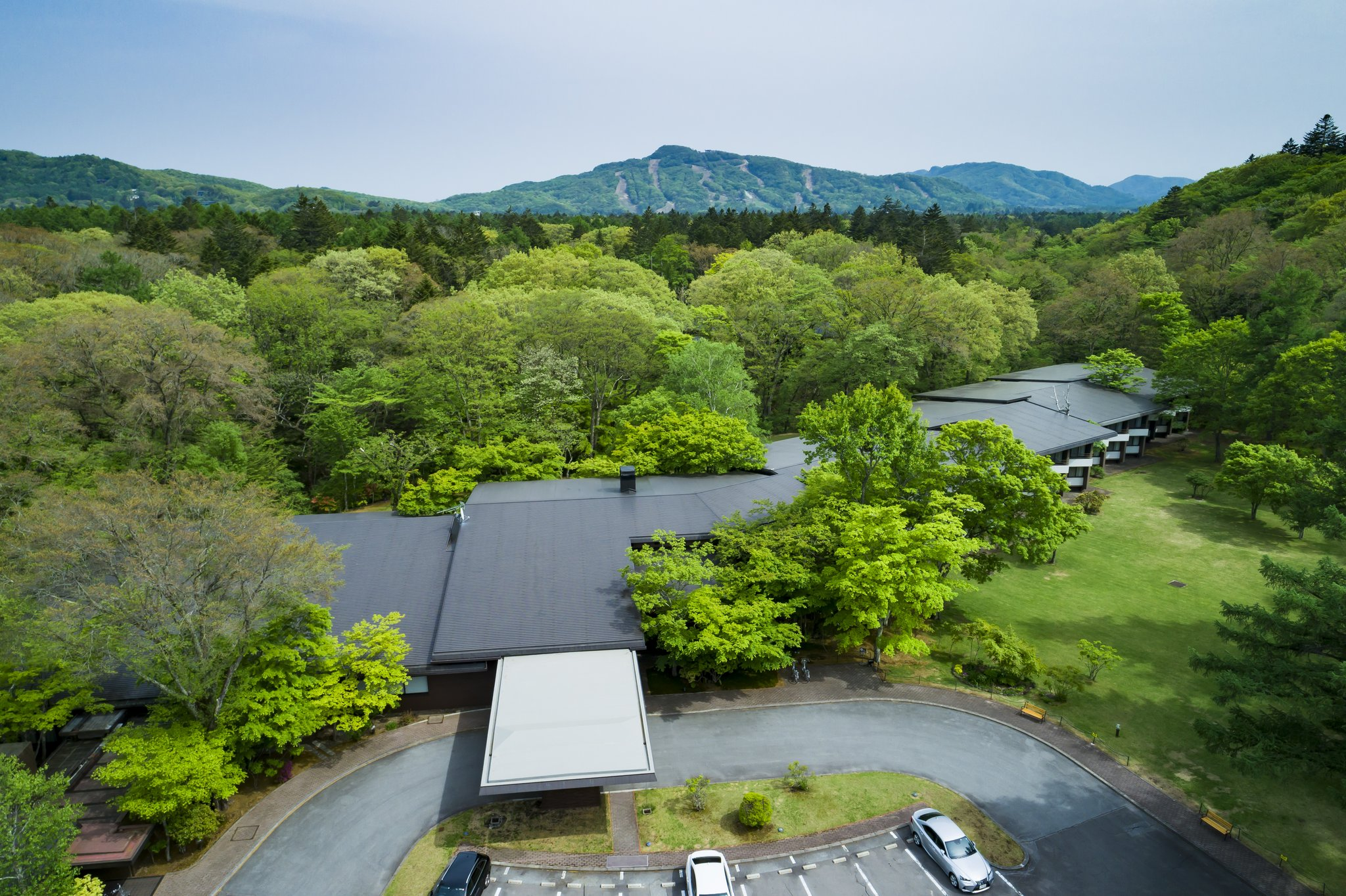 Hotel Kajima no Mori
