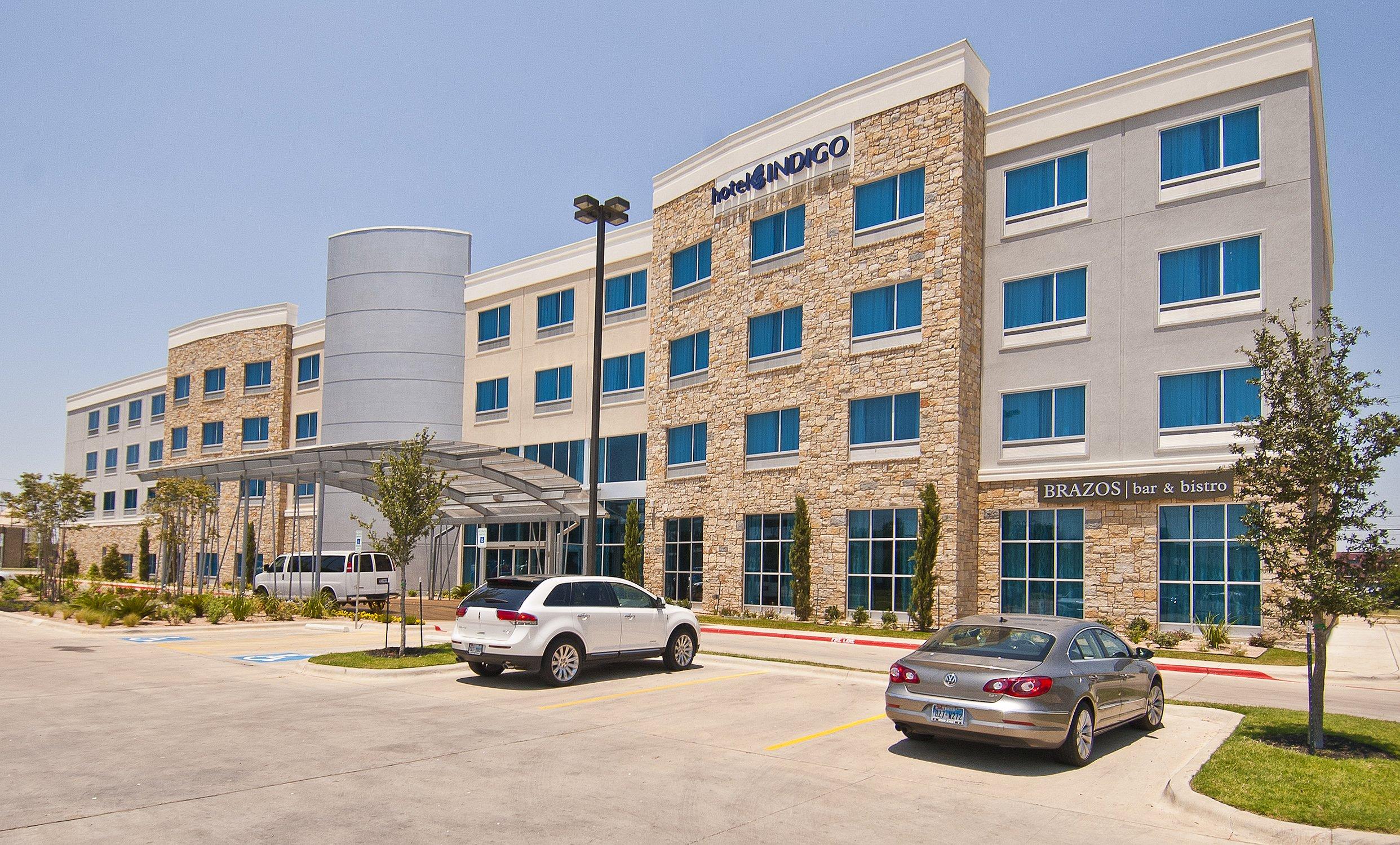 Hotel Indigo Baylor