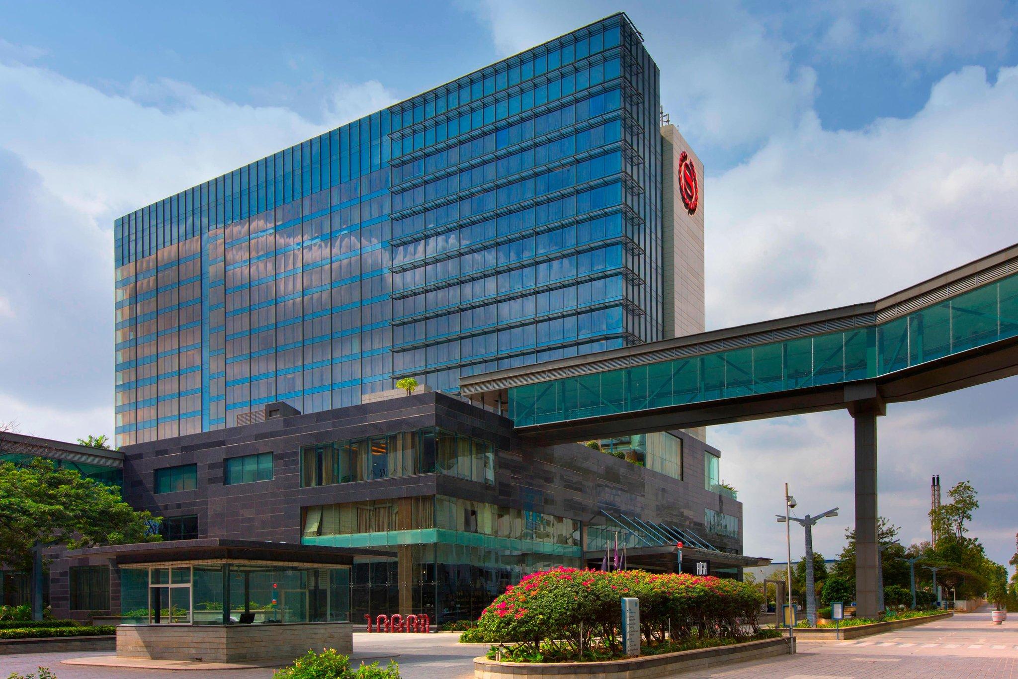 Sheraton Grand Bangalore Brigade Gateway