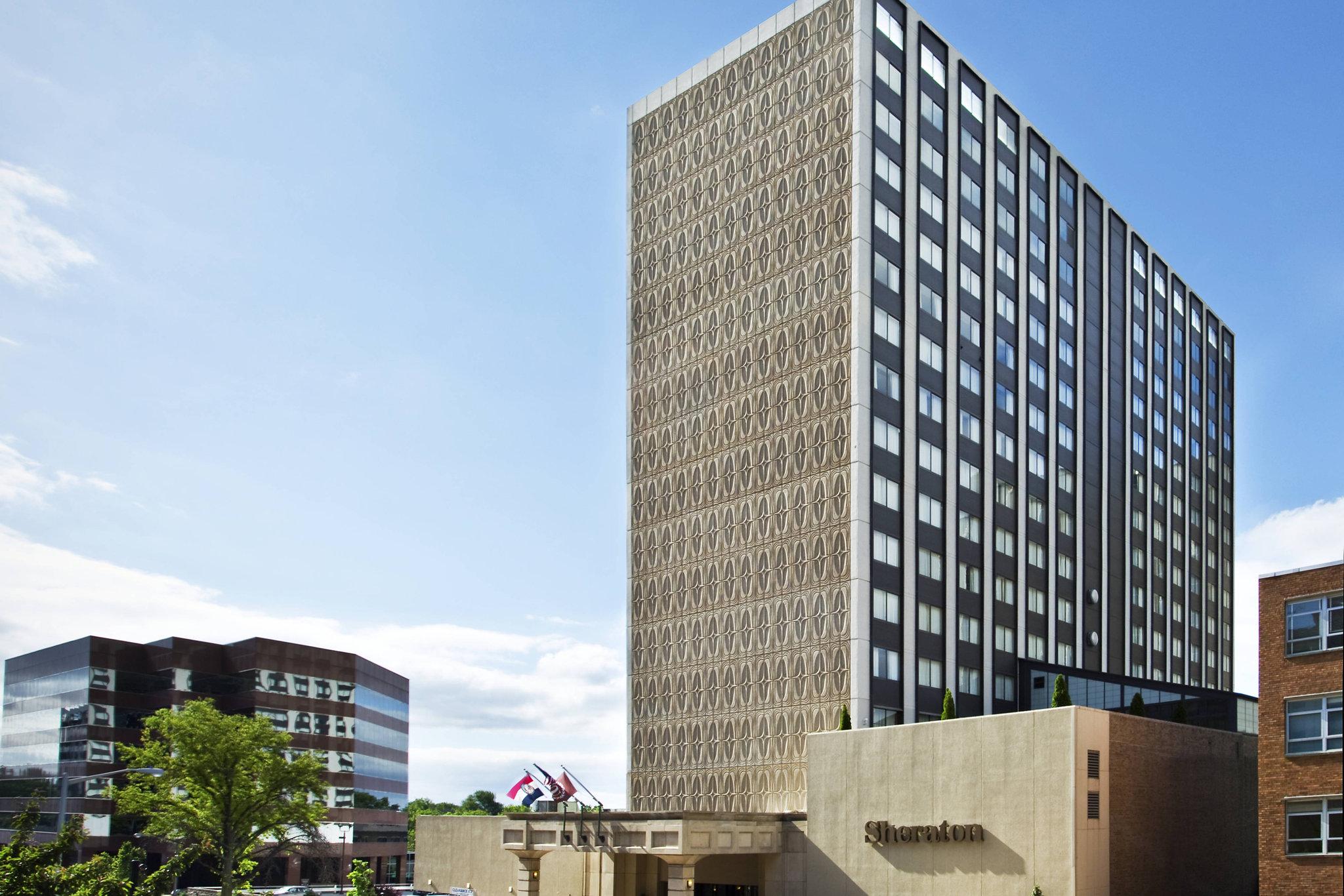 Sheraton Clayton Plaza Hotel St Louis