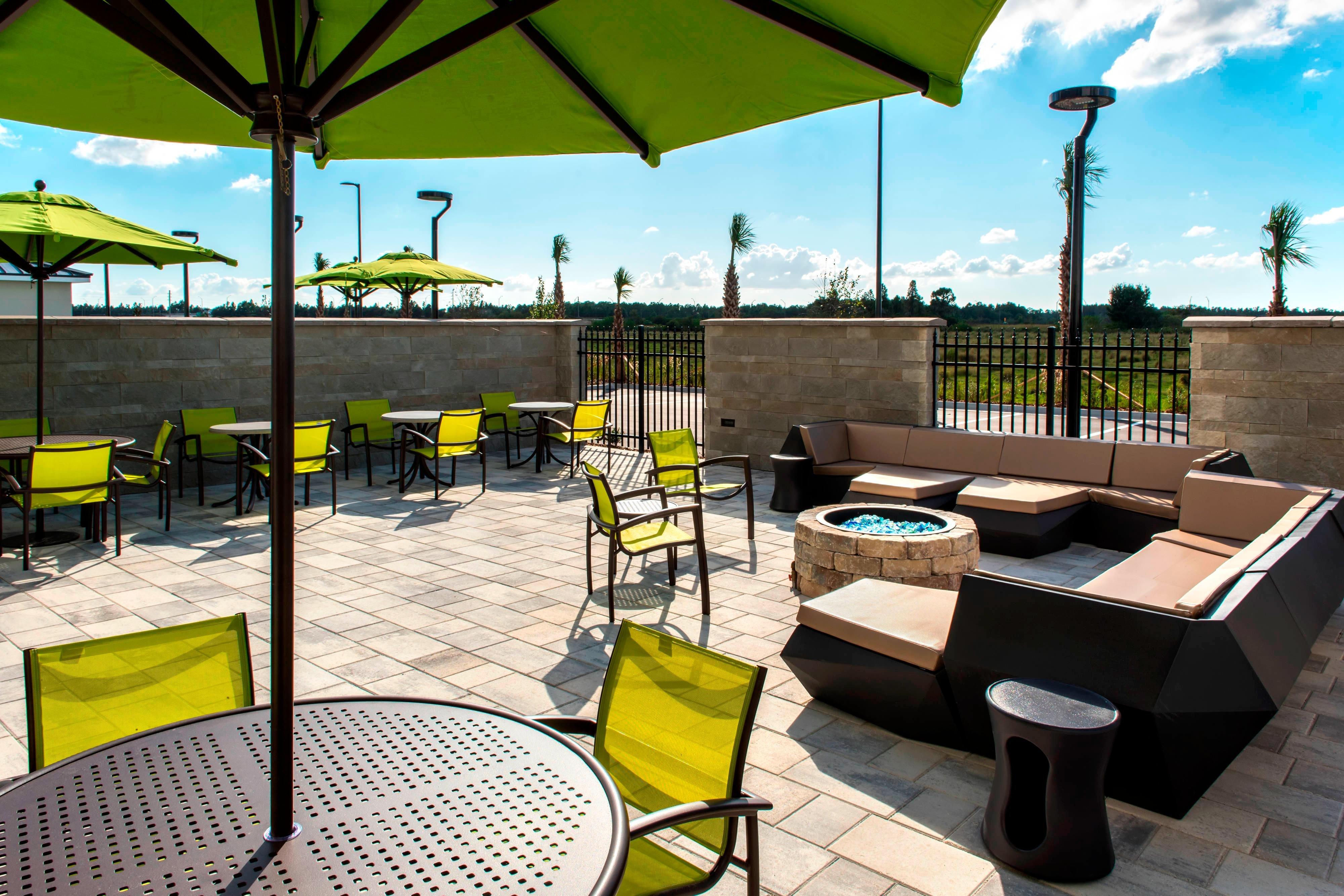 SpringHill Stes Tampa North Land O'Lake