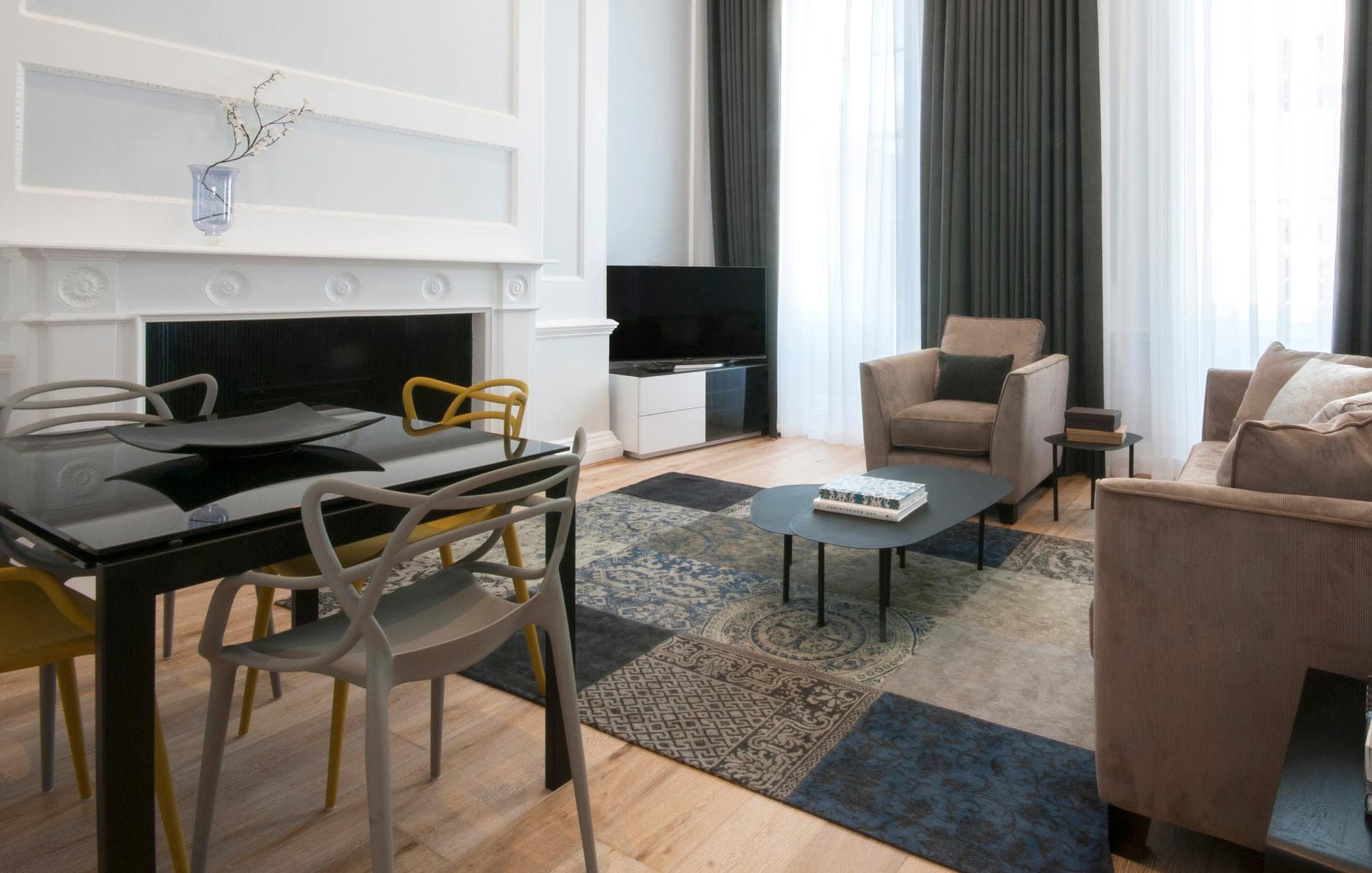 17 Hertford Street Apartments