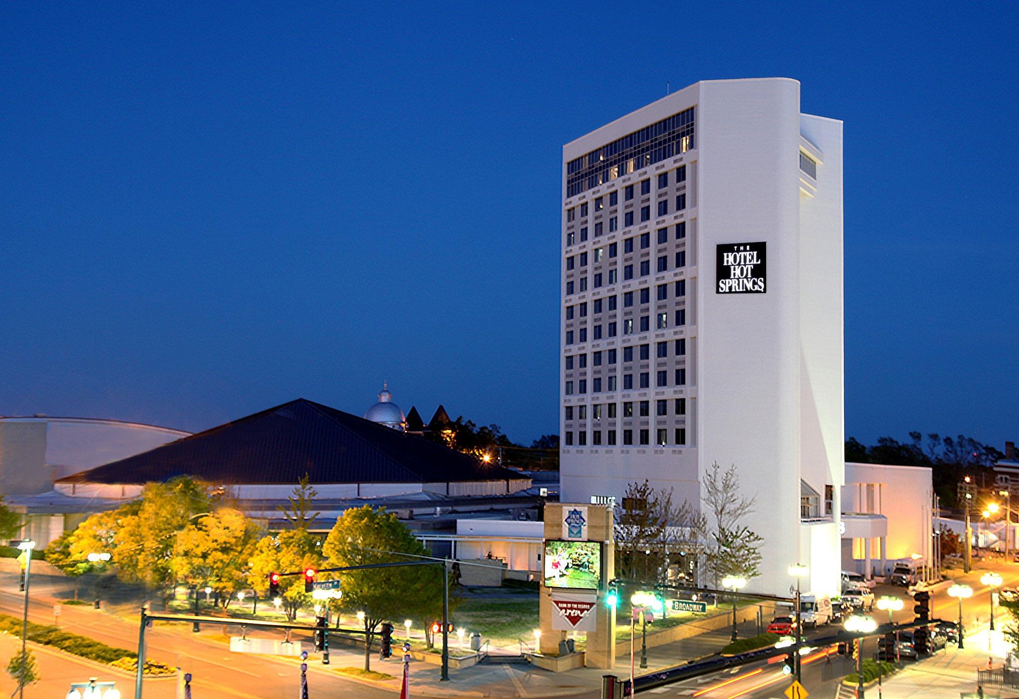 Hotel Hot Springs & Spa at the Conv Ctr