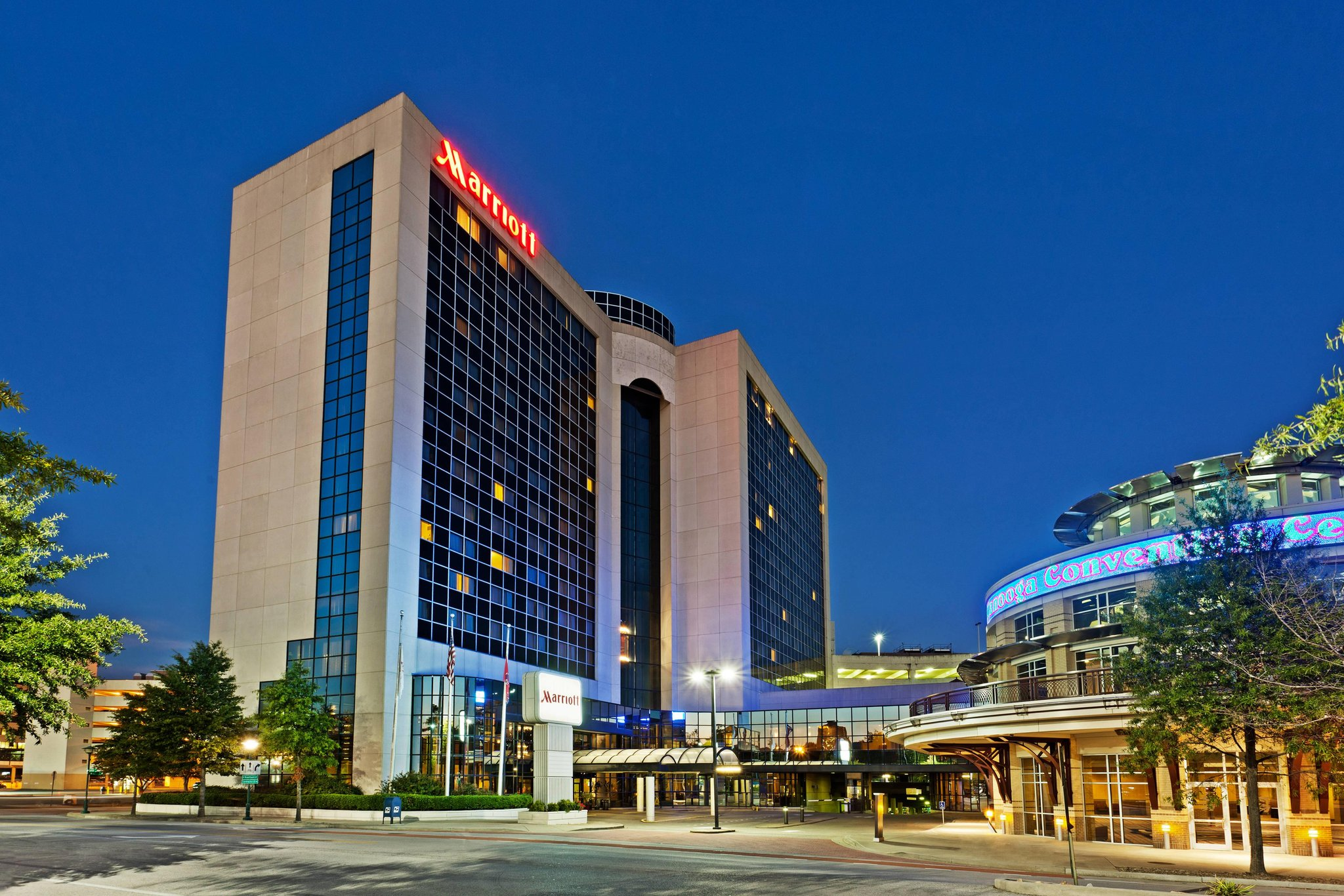 Marriott Chattanooga Downtown