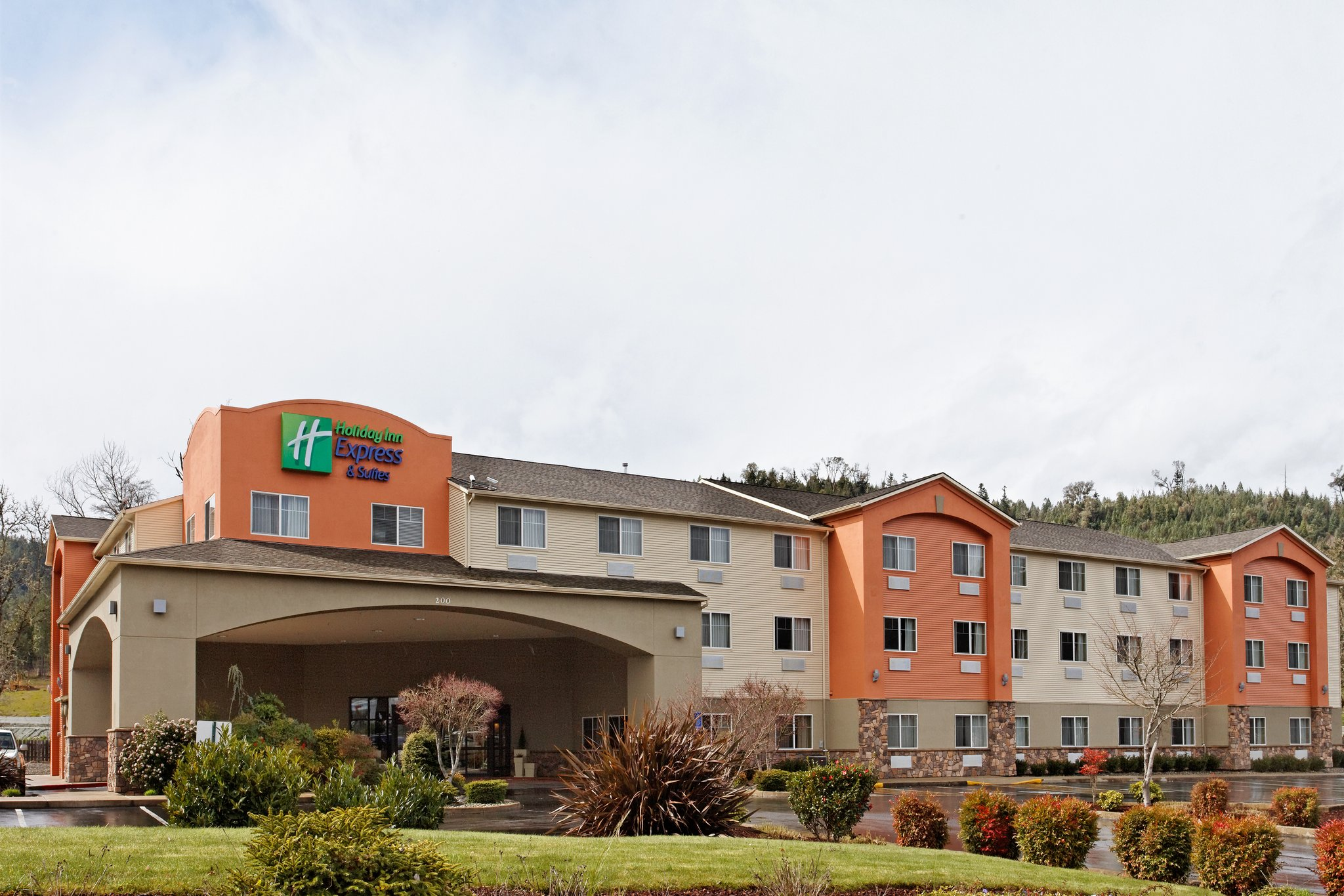 Holiday Inn Express Canyonville
