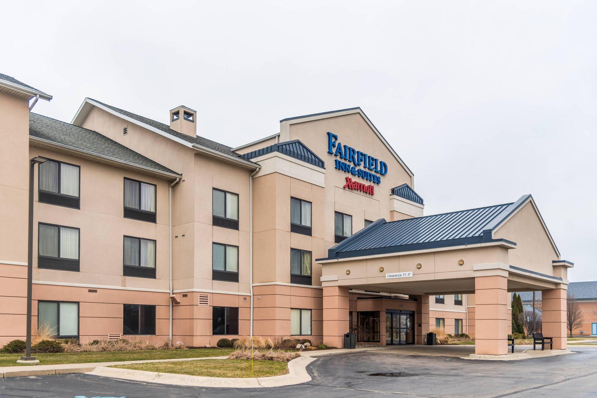 Fairfield Inn & Suites Muskegon