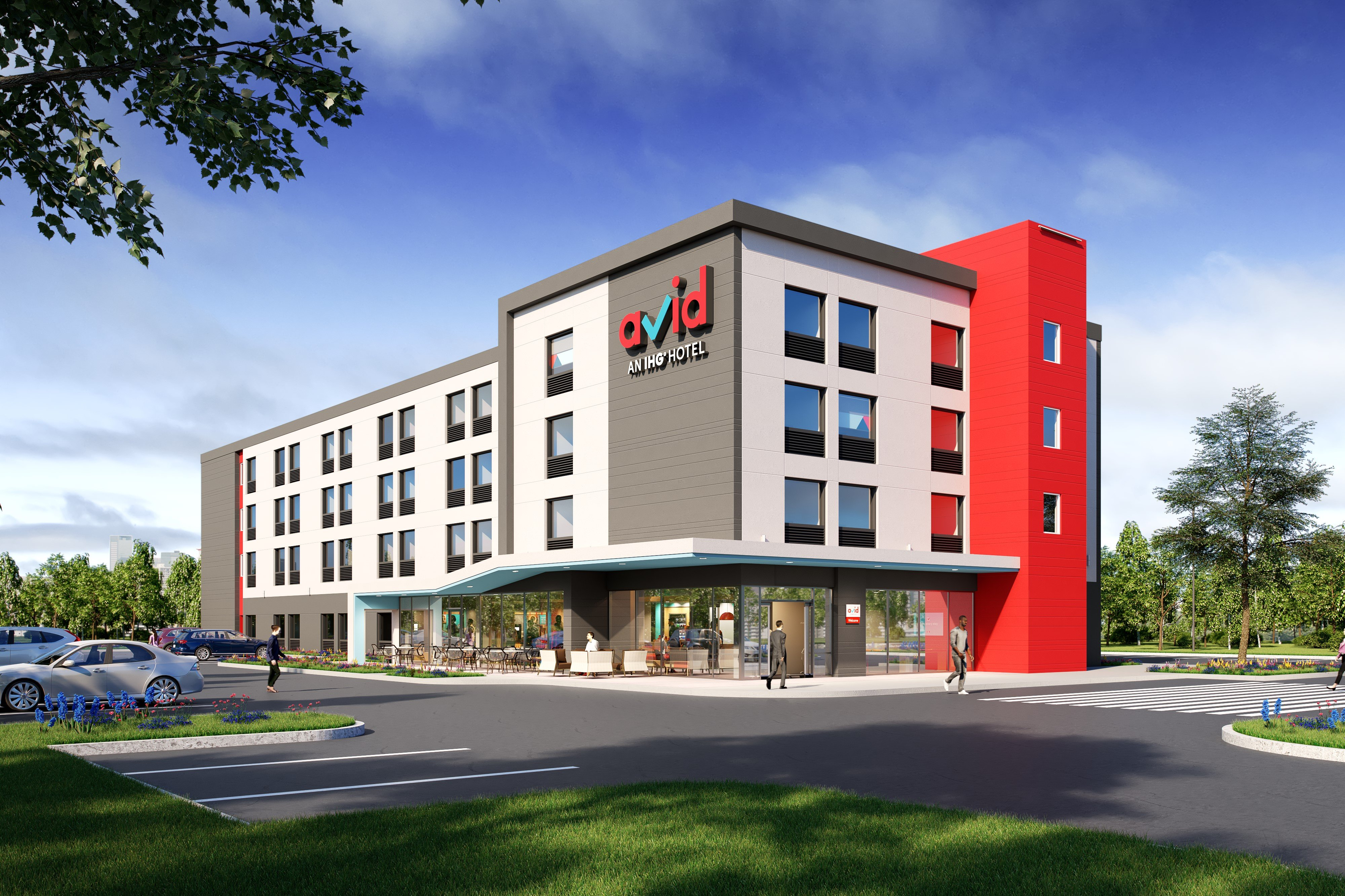avid hotel Tulsa South-Medical District