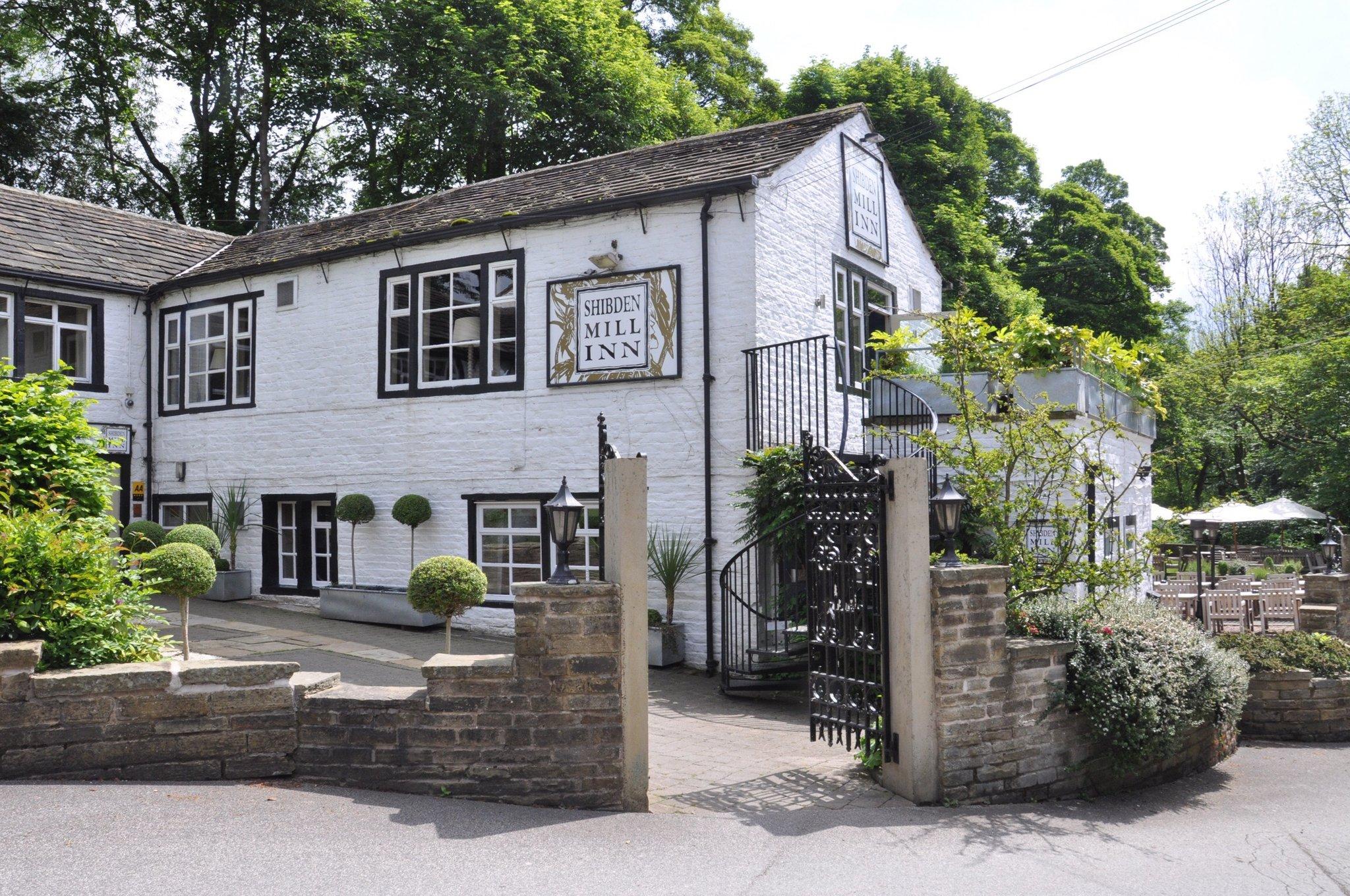 Shibden Mill Inn - West Yorkshire