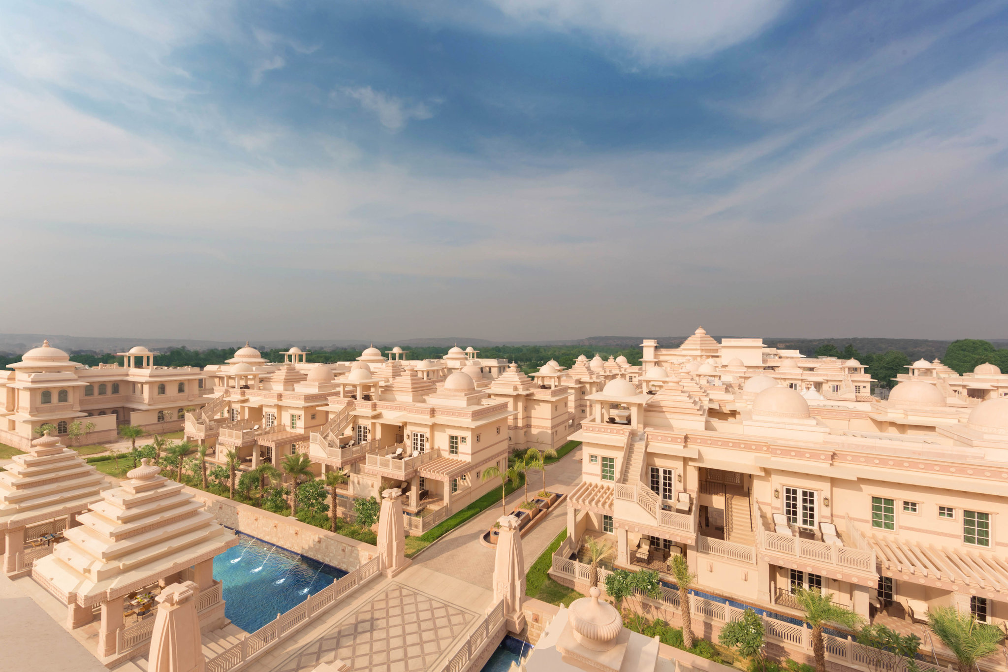 ITC Grand Bharat, Luxury Collection