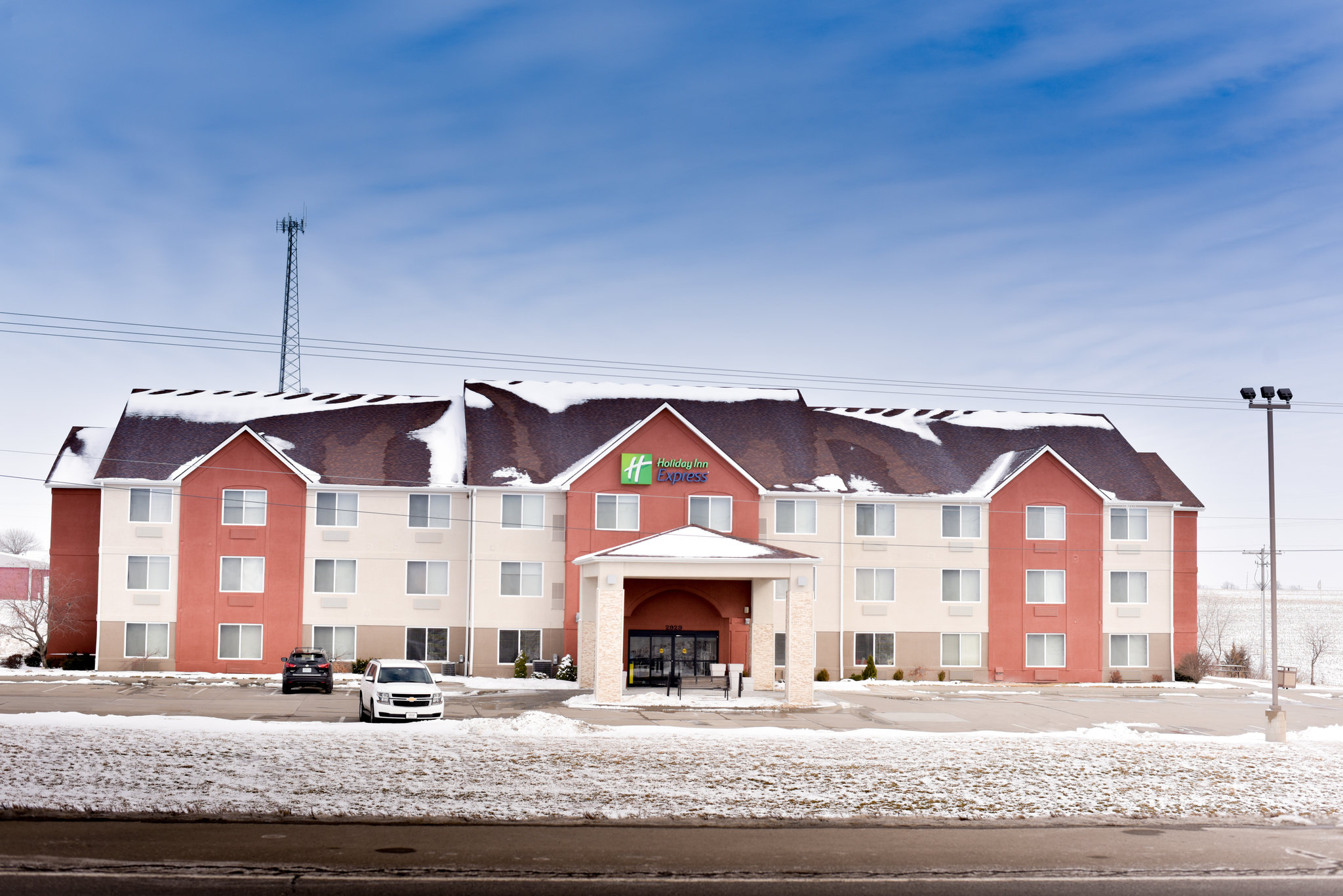 Holiday Inn Express & Stes Maryville