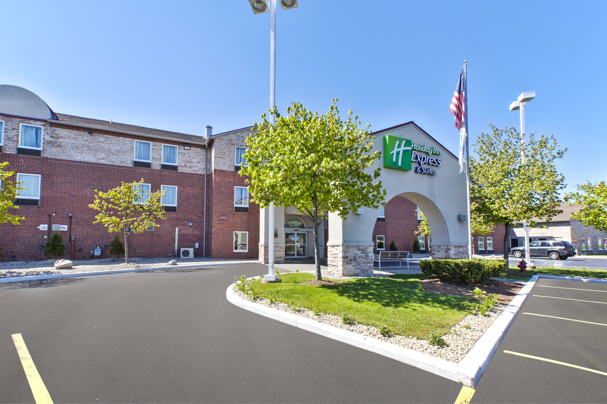 Holiday Inn Express/Suites Benton Harbor