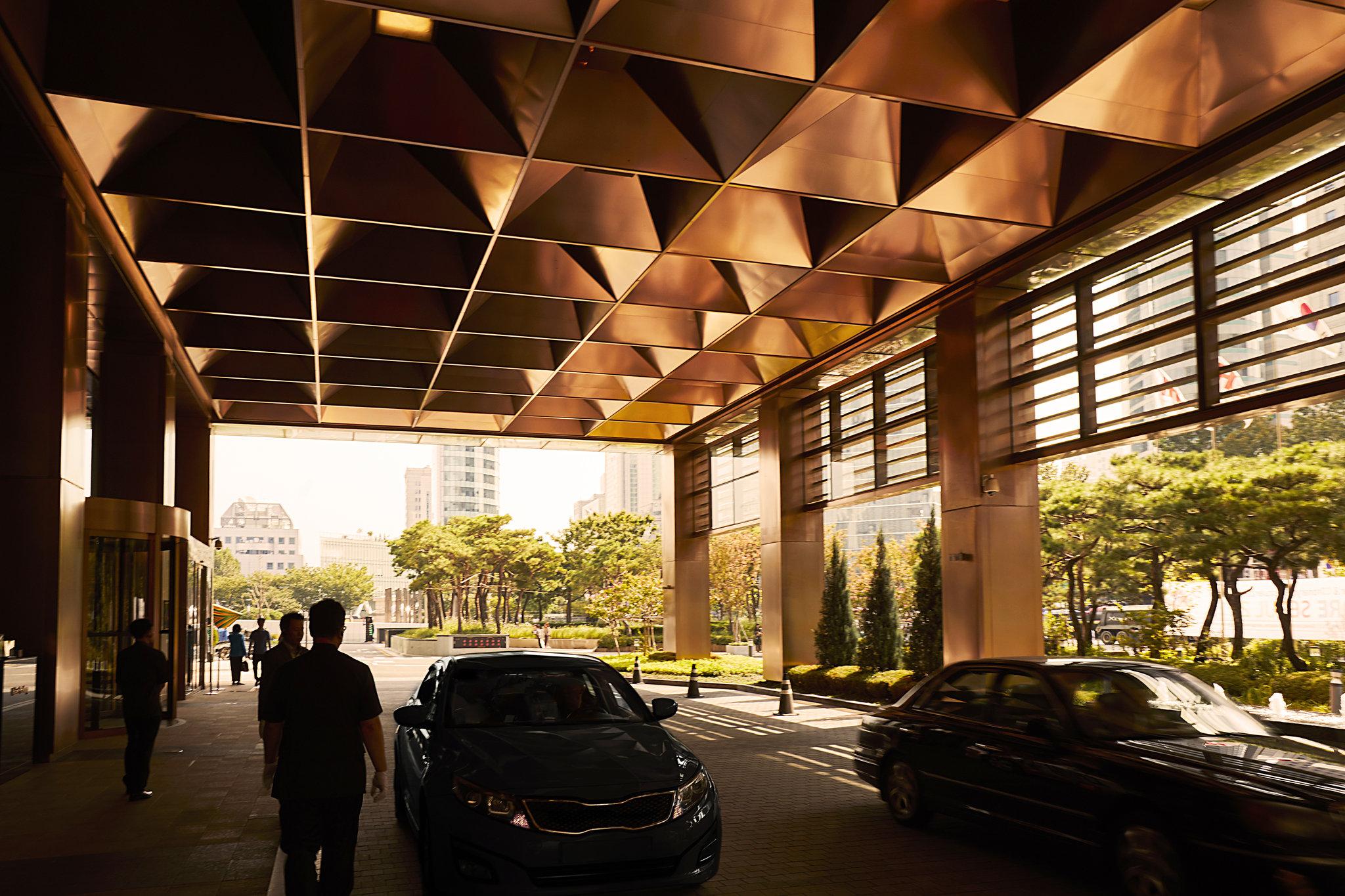 InterContinental Grand Seoul Parnas