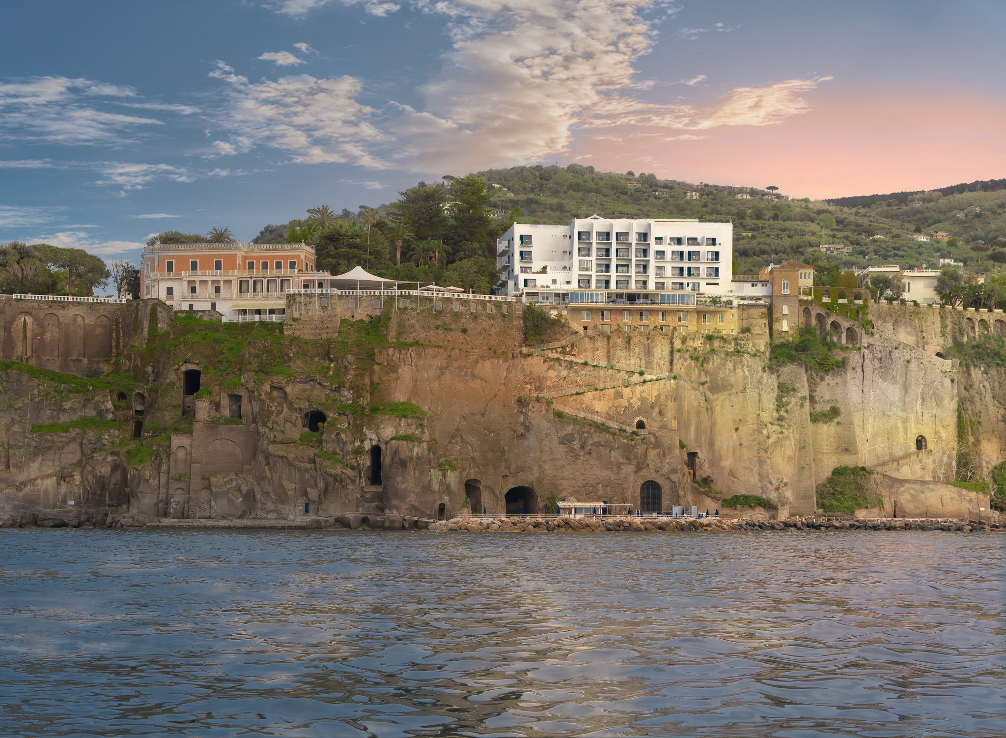 Parco Dei Principi Hotel First Class Sorrento Italy Hotels