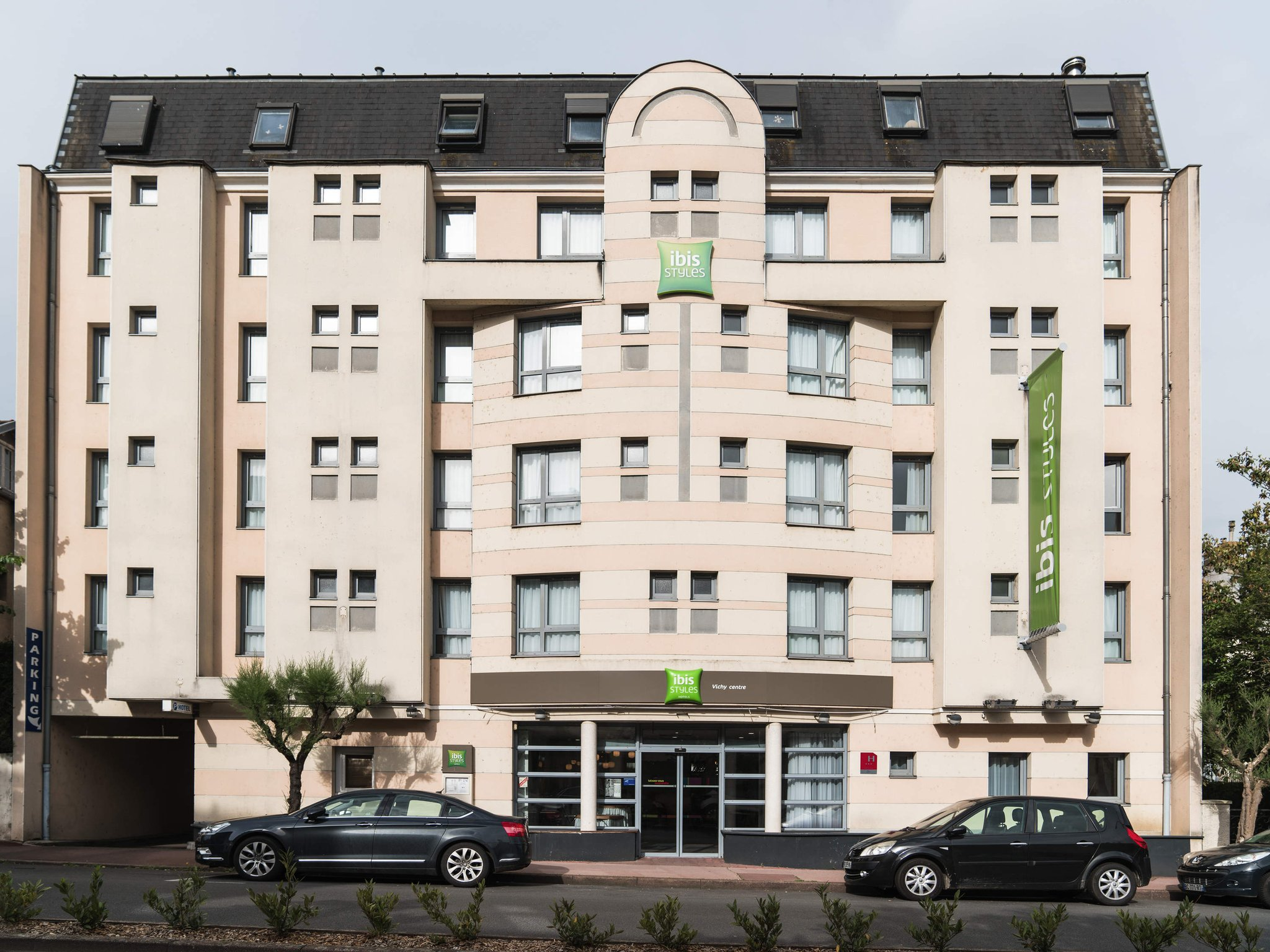 Hotel Ibis Styles Vichy Centre