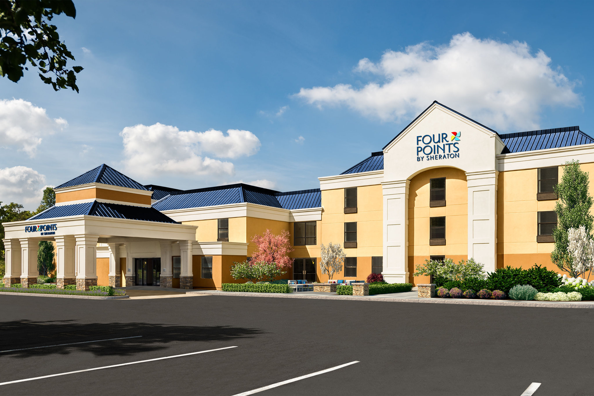 Four Points by Sheraton Newburgh Airport