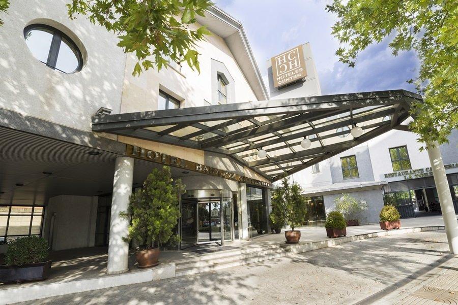 Badajoz Center Hotel