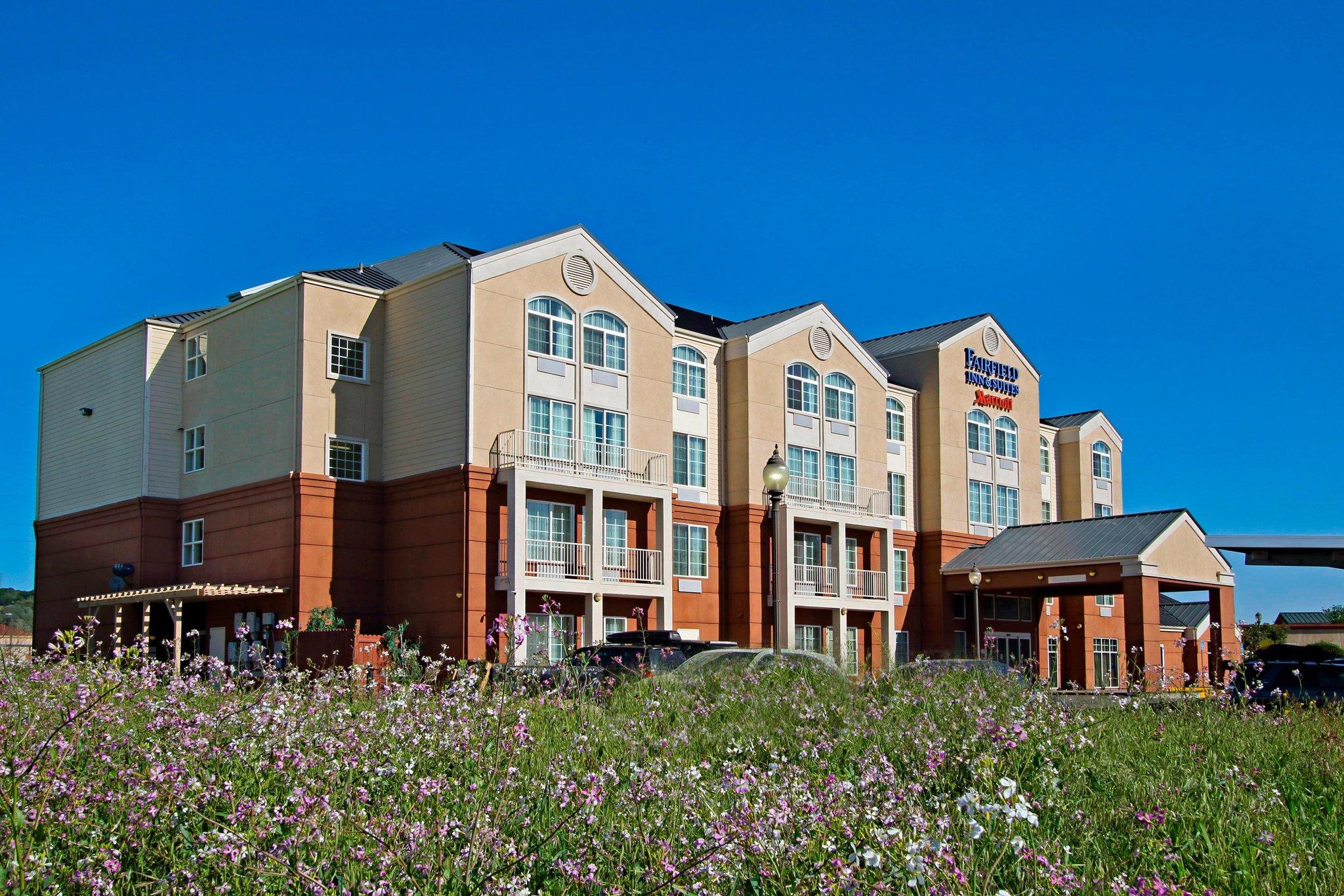 Fairfield Inn & Suites Napa Valley