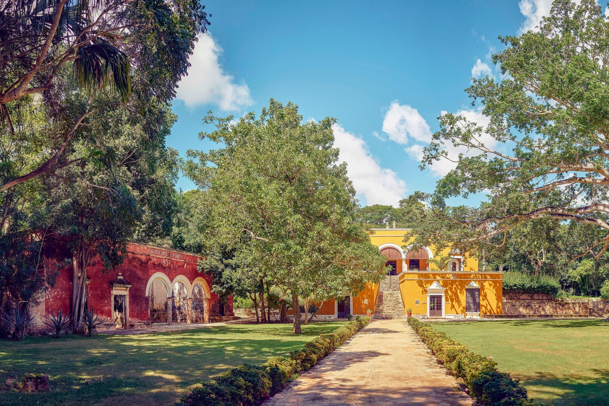 Hacienda Uayamon, Luxury Collection