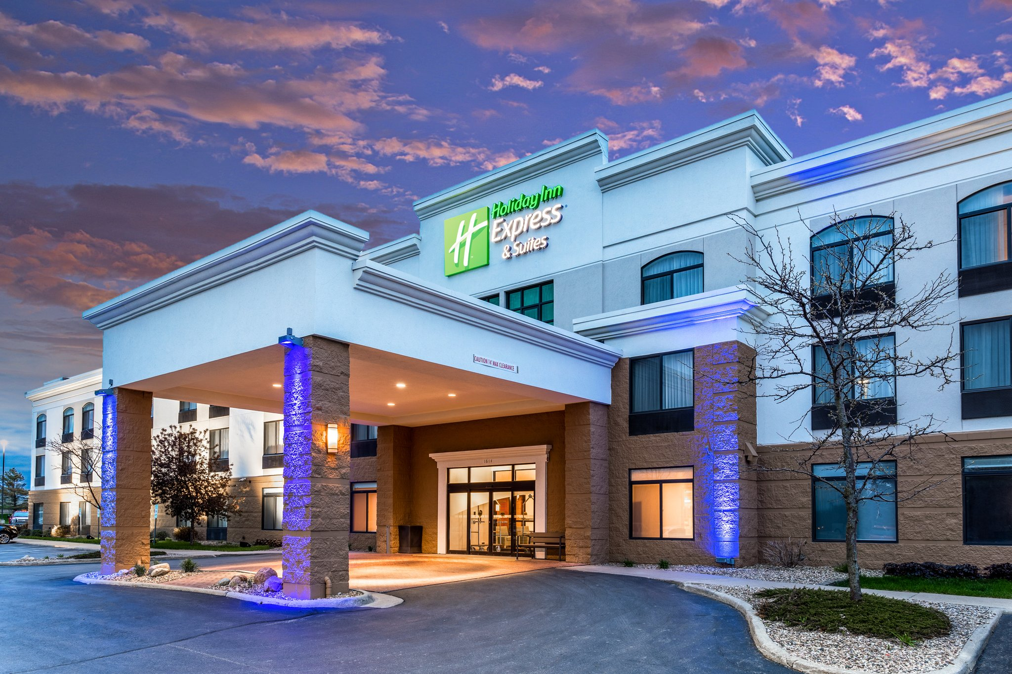 Holiday Inn Express & Suites Cedar Falls