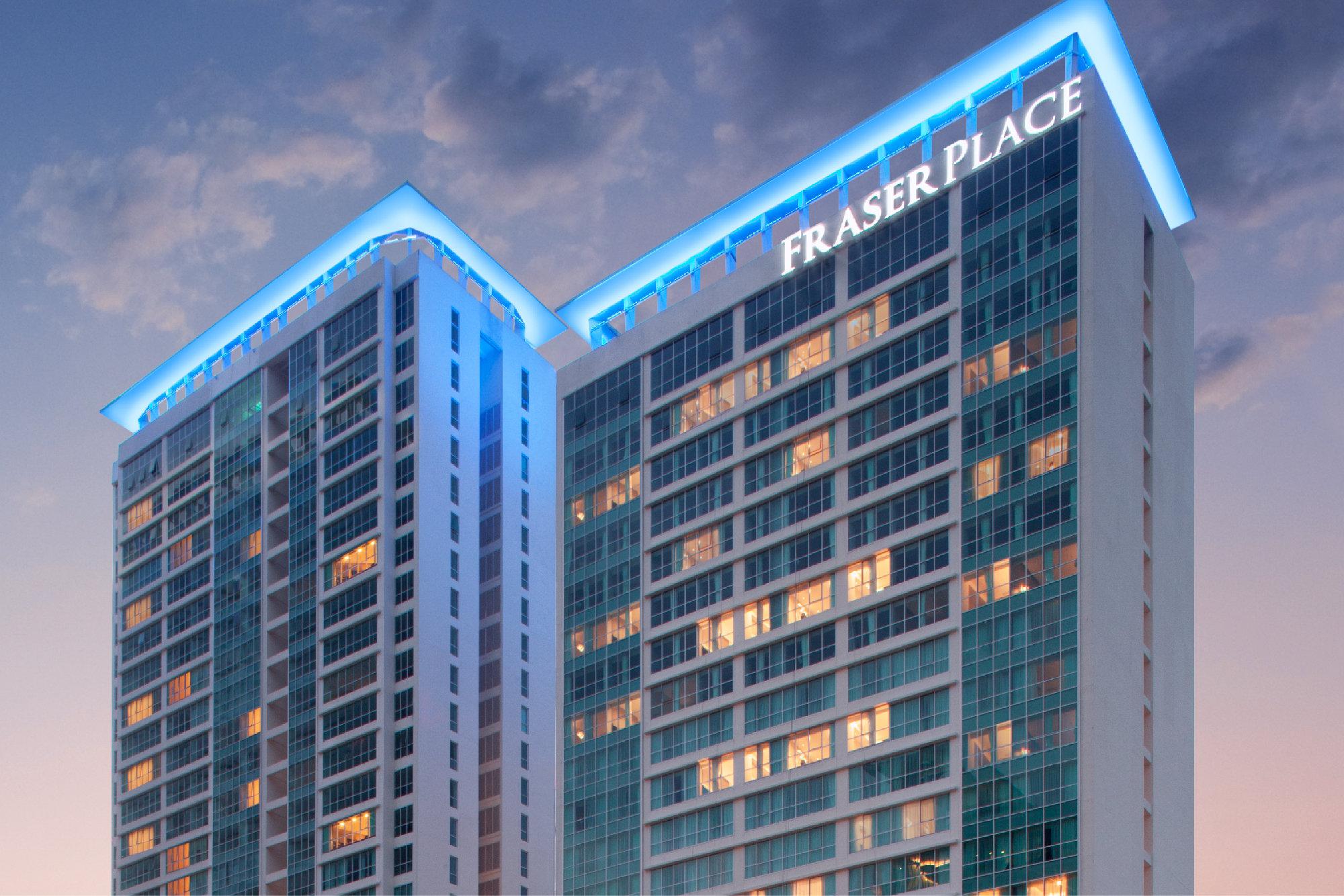 Fraser Place Setiabudi Jakarta Jakarta Indonesia Hotels First Class Hotels In Jakarta Gds Reservation Codes Travelage West