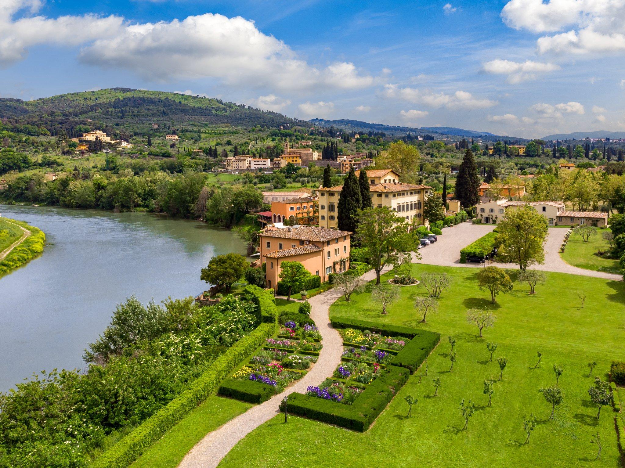 Villa La Massa- Florence, Italy Hotels- Deluxe Hotels in ...