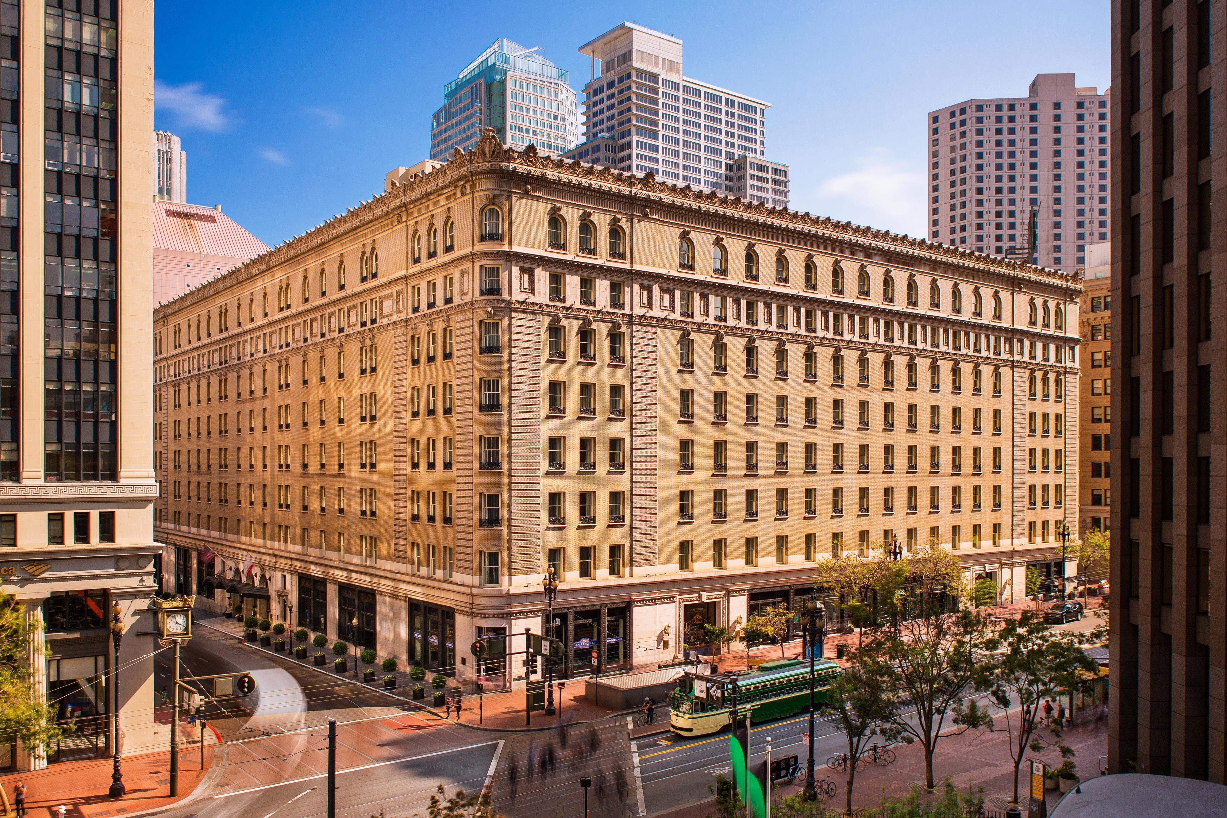 Palace Hotel A Luxury Collection Hotel Deluxe San Francisco Ca Hotels Gds Reservation Codes Travel Weekly
