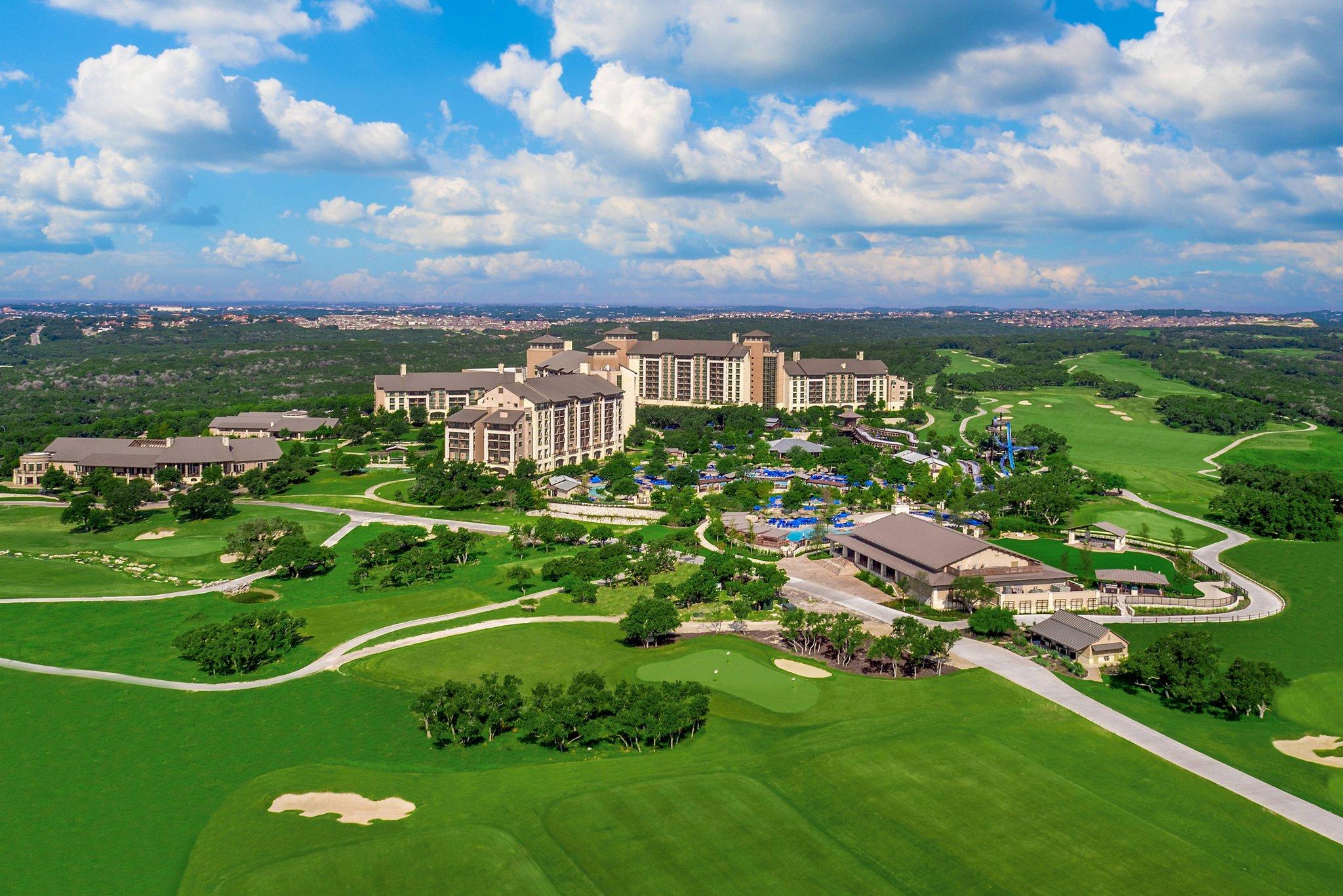 Jw Marriott Hill Country Resort Amp Spa San Antonio Tx