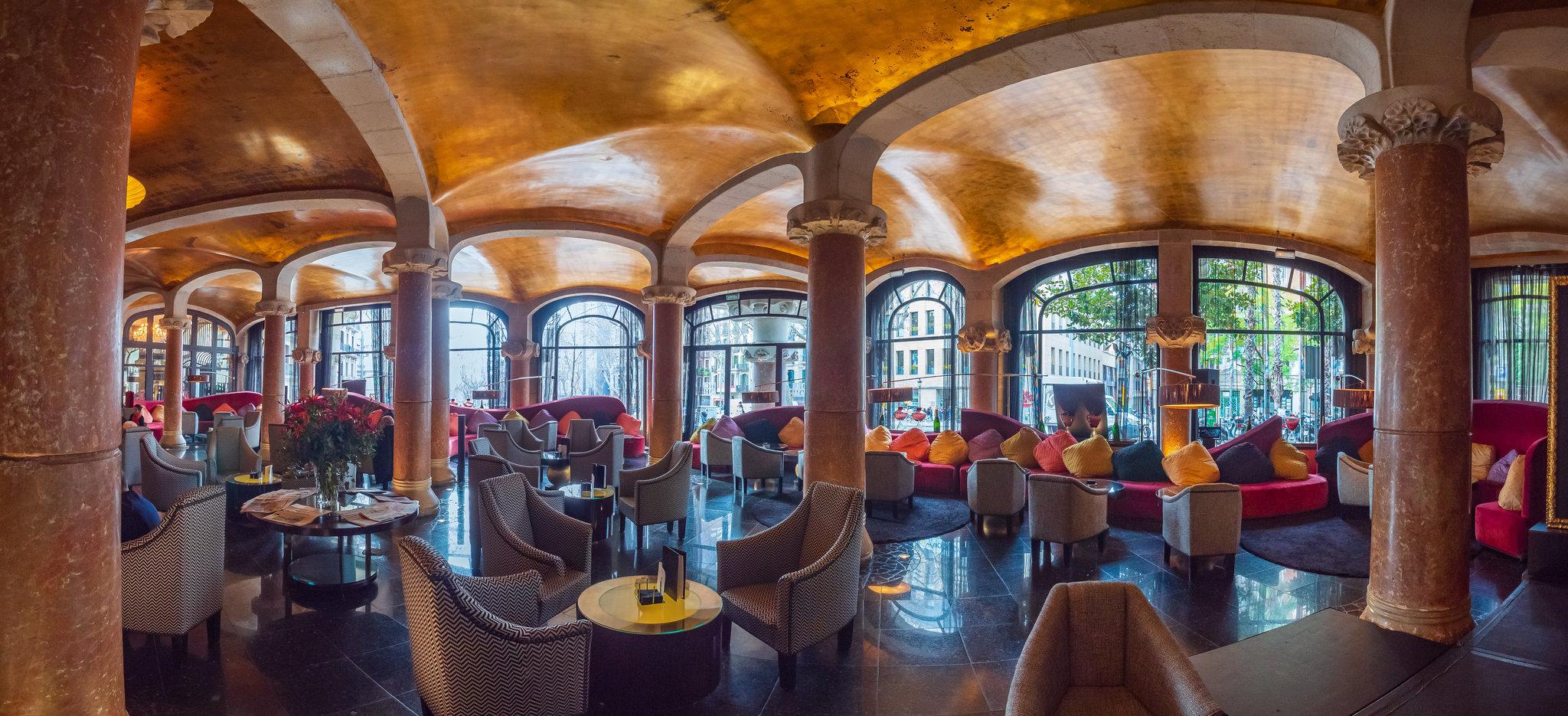 Hotel Casa Fuster Deluxe Barcelona Spain Hotels Gds