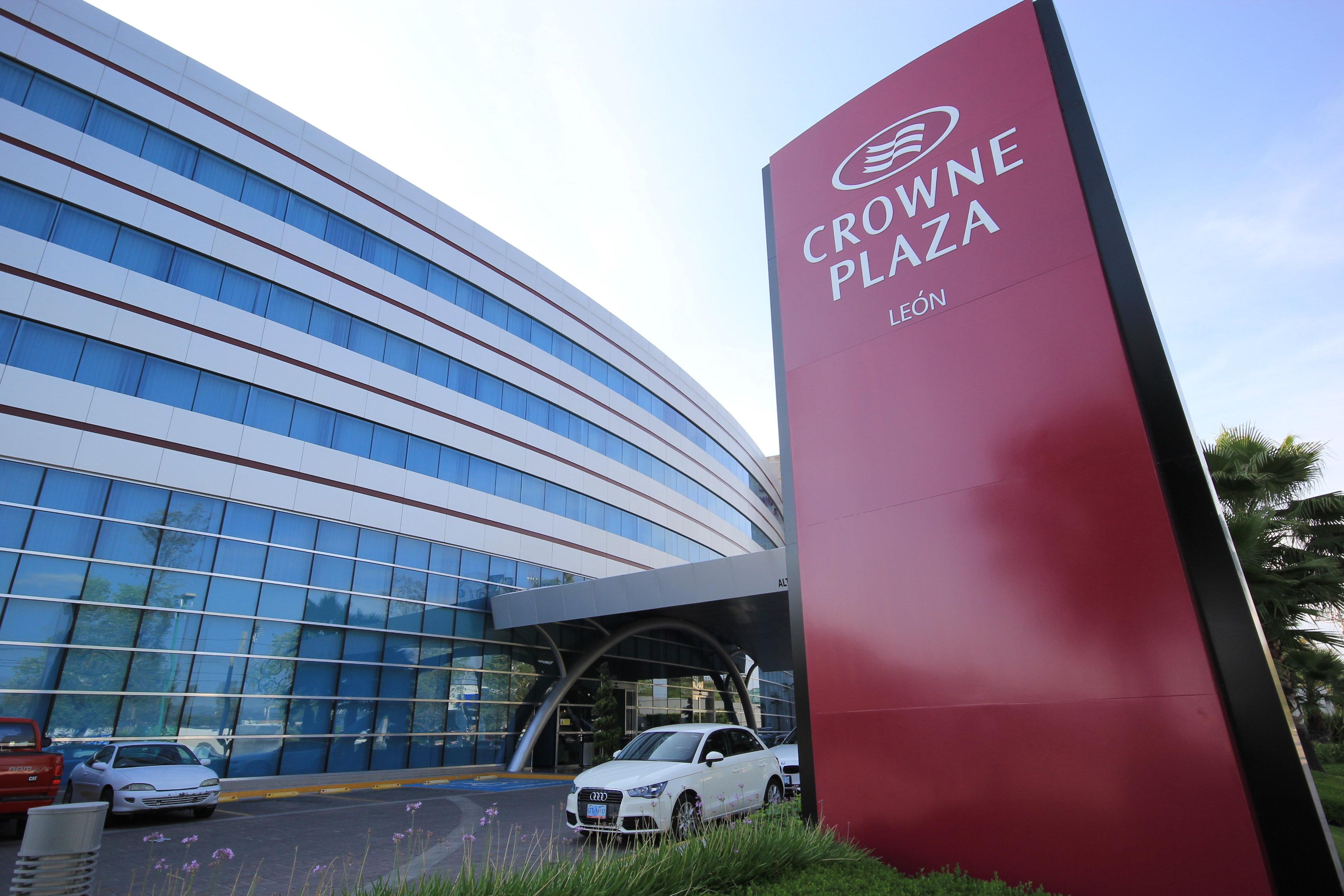 Crowne Plaza Hotel Leon Gto