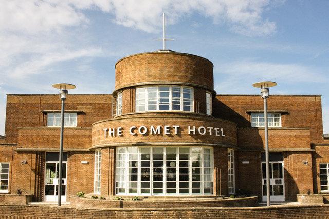 Comet Hotel