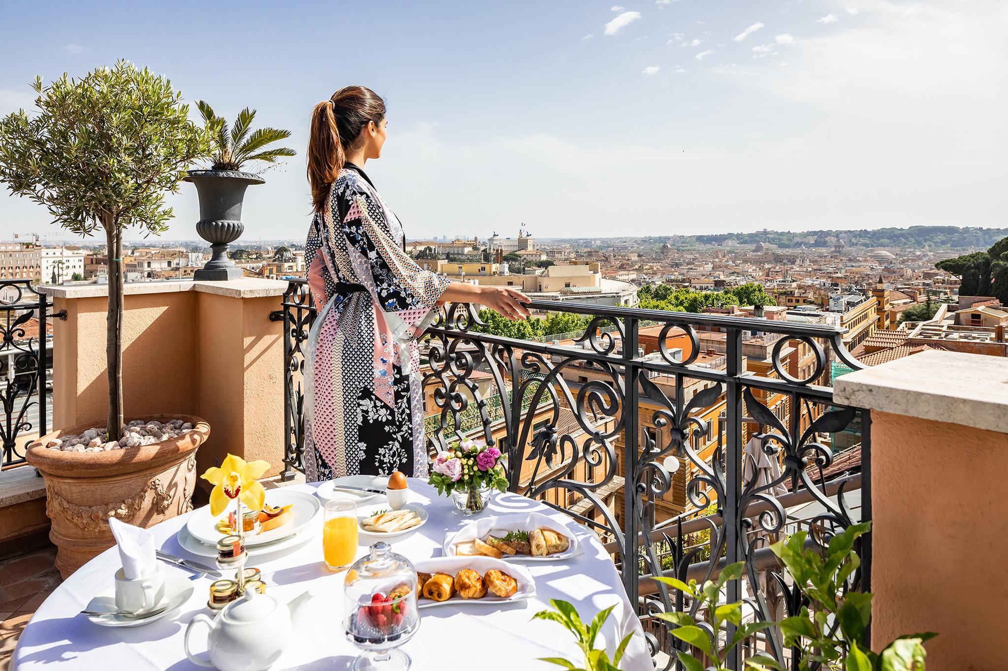 Regina Hotel Baglioni Deluxe Rome Italy Hotels Gds