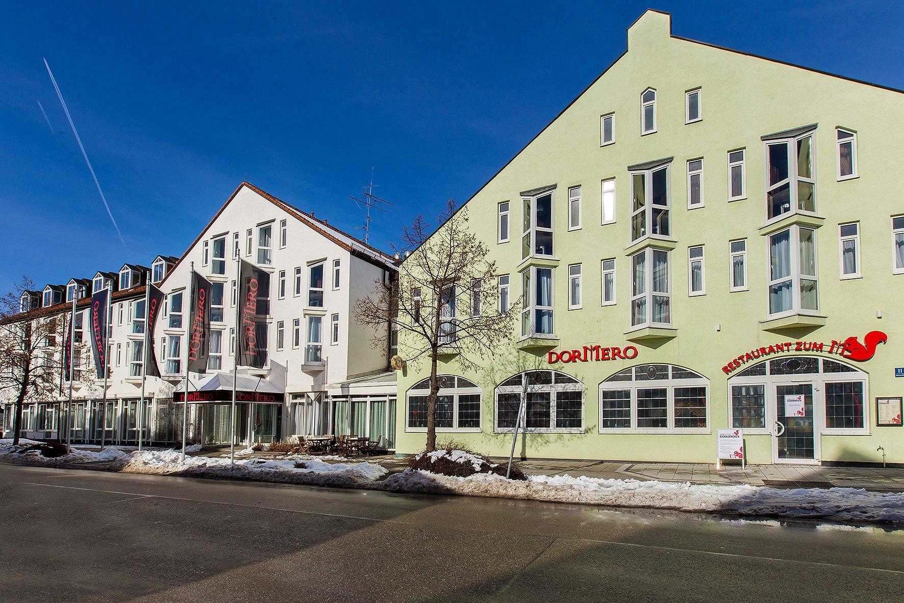 DORMERO Hotel Munich-Kirchheim Messe