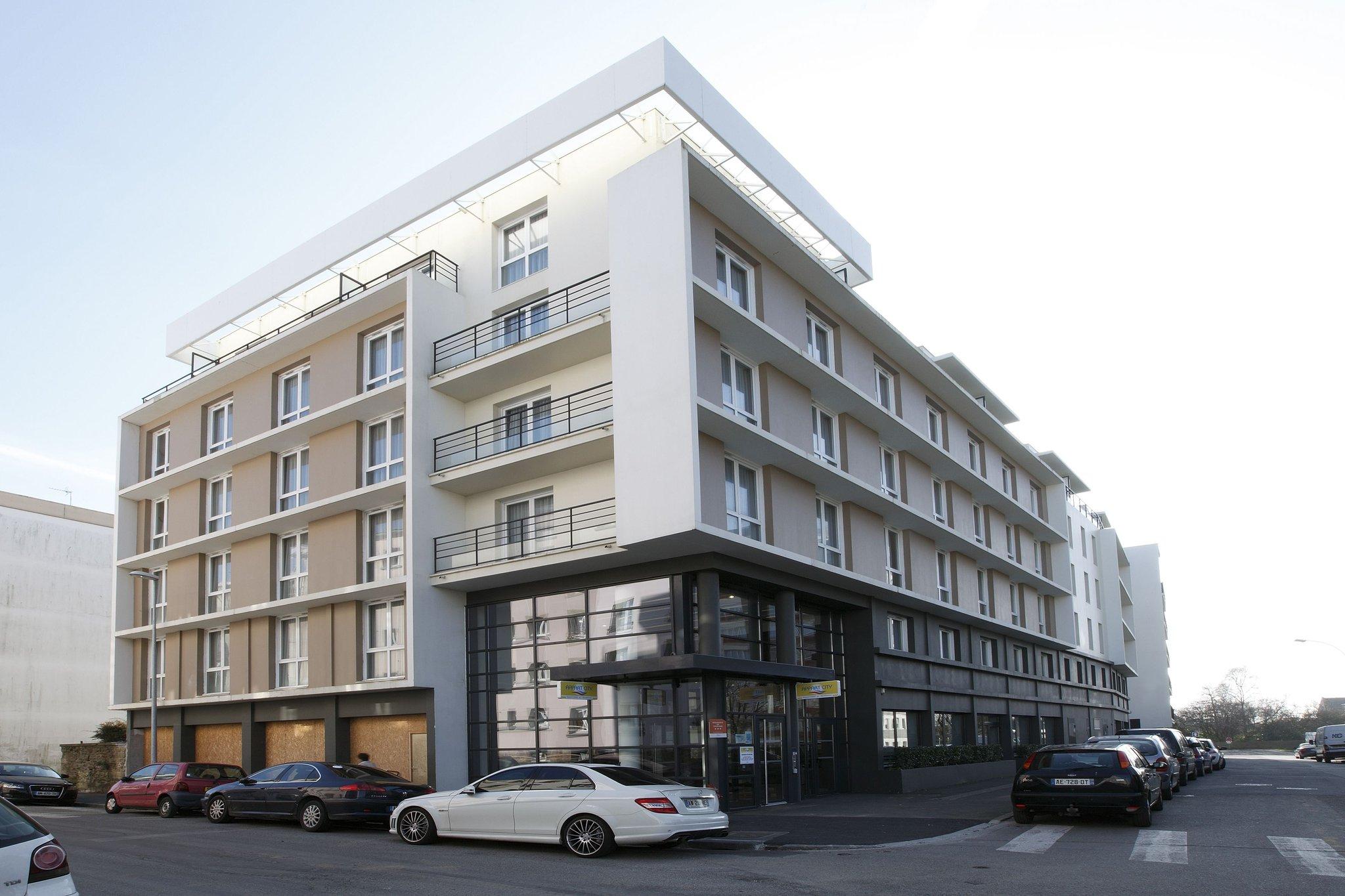 Appart'city Brest Place De Strasbourg