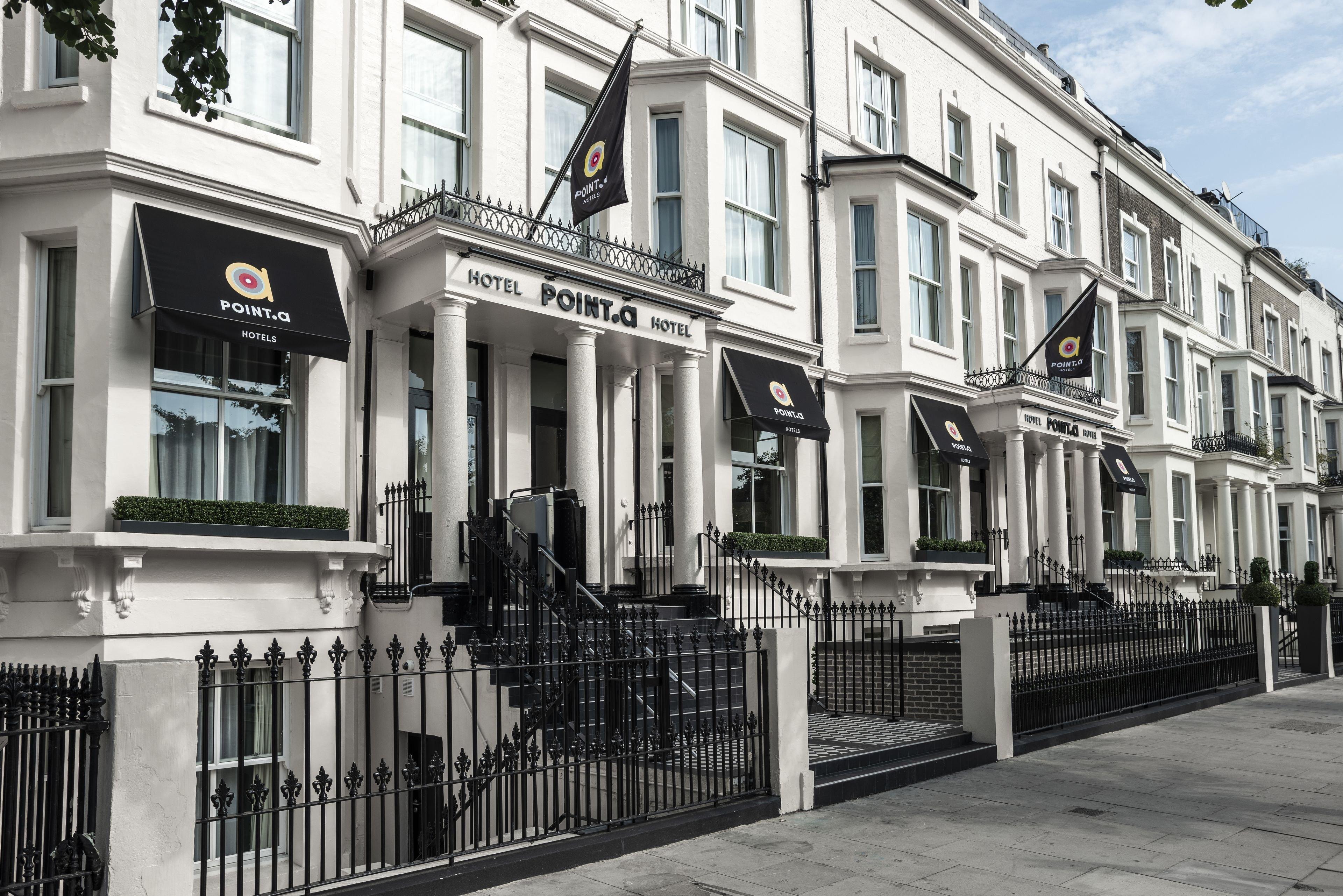 Point A London Kensington Neighborhood Local Information London England Hotels Business Travel Hotels In London Business Travel News